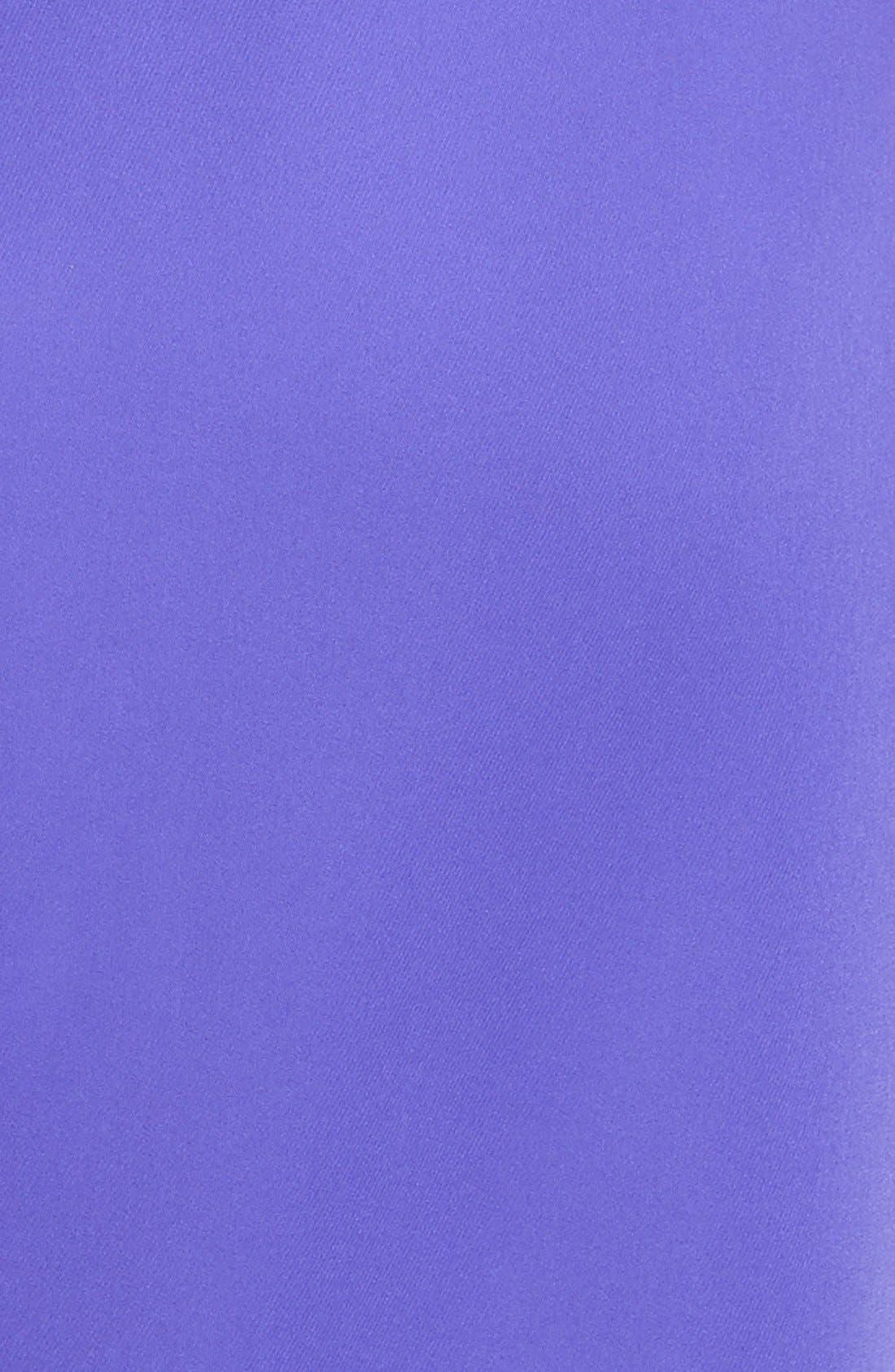Alternate Image 3  - BCBGMAXAZRIA Cutout Detail Gown