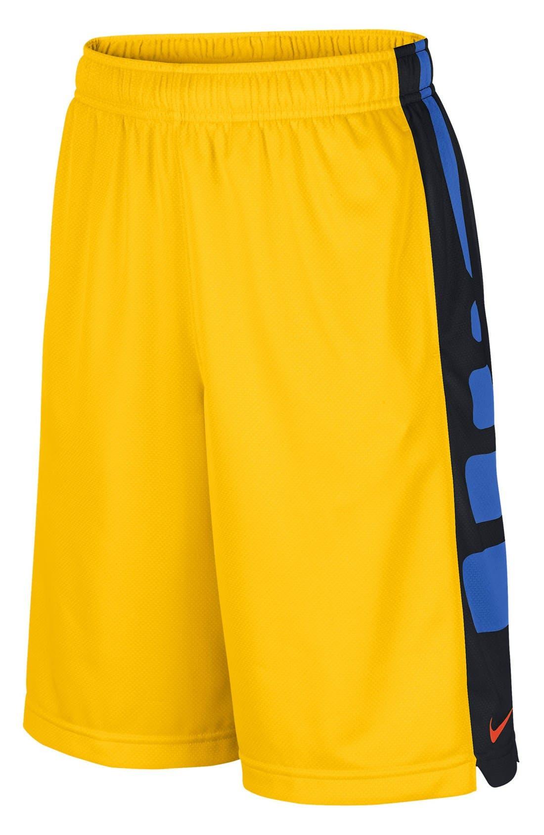 Alternate Image 1 Selected - Nike 'Elite' Shorts (Big Boys)