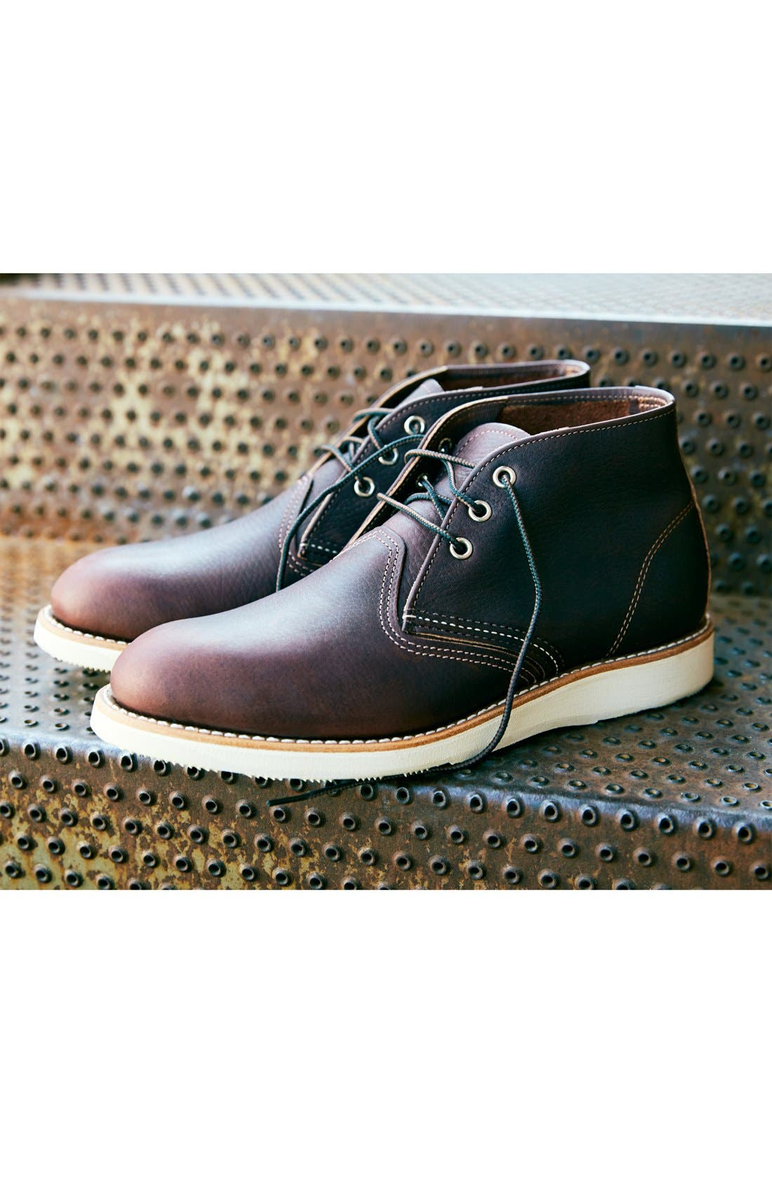 'Classic' Chukka Boot,                             Alternate thumbnail 5, color,