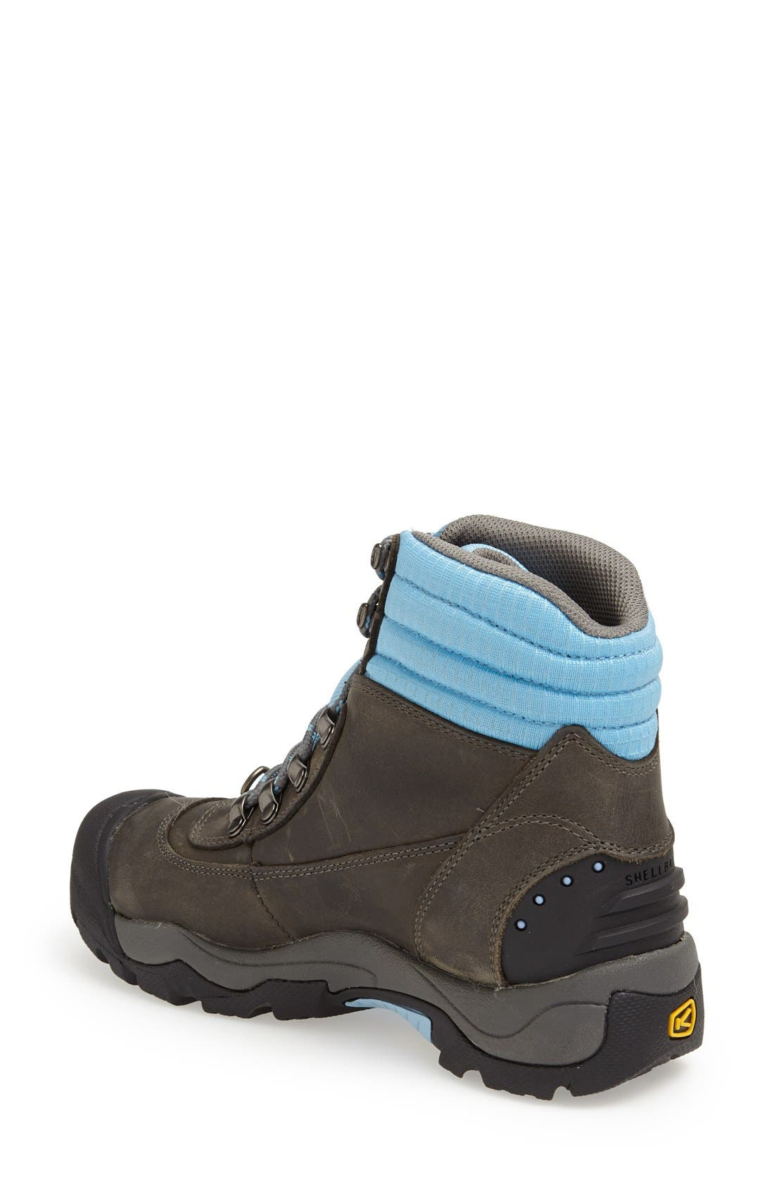 Alternate Image 2  - Keen 'Revel II' Waterproof Snow Boot (Women)