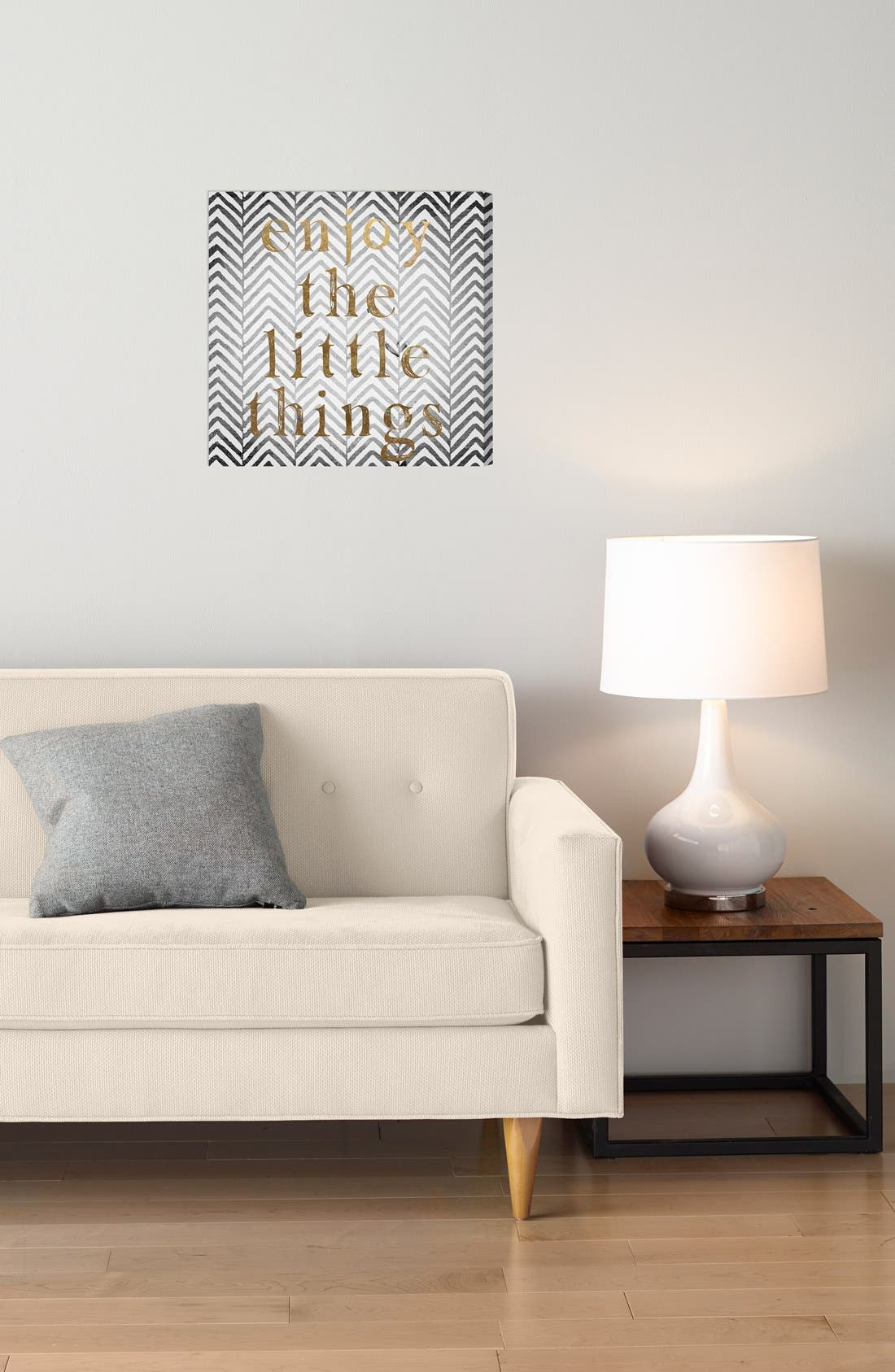 Alternate Image 2  - Oliver Gal 'Enjoy the Little Things' Wall Art