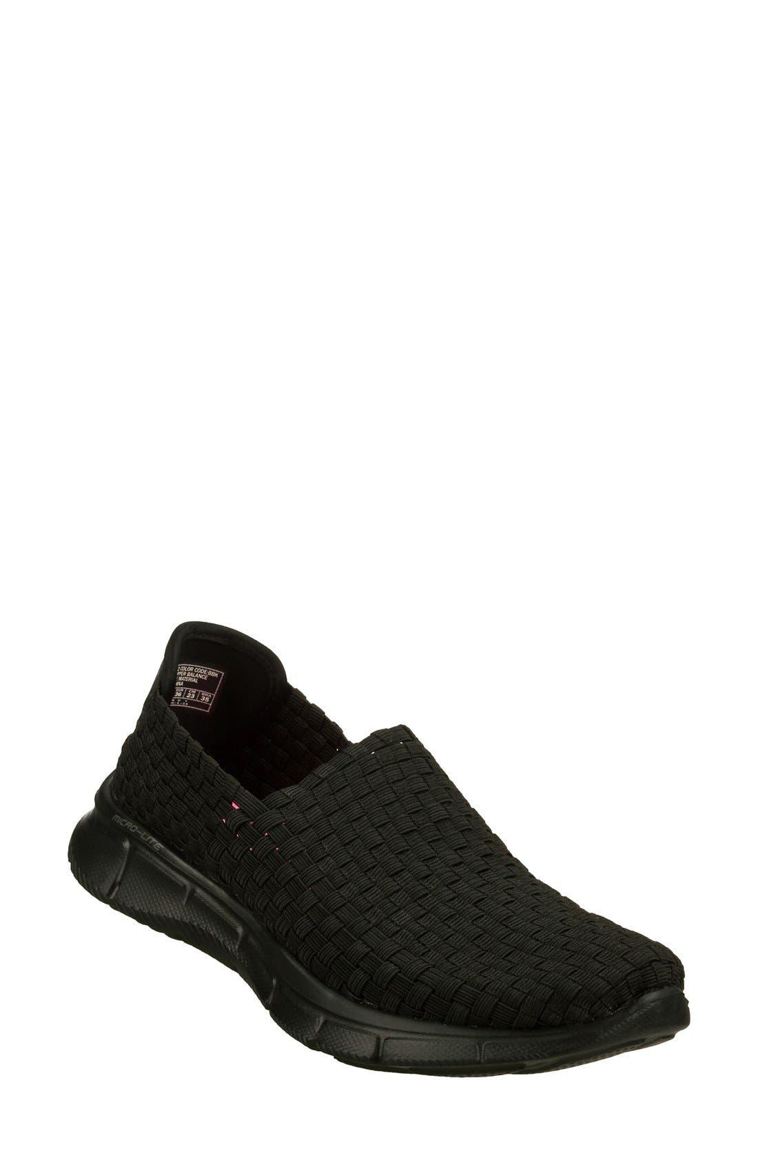 Alternate Image 1 Selected - SKECHERS 'Dream On' Walking Shoe (Women)