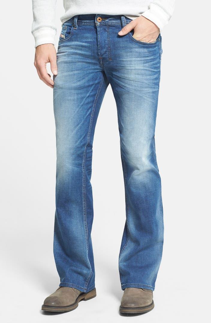 diesel zathan bootcut jeans 0831d nordstrom. Black Bedroom Furniture Sets. Home Design Ideas
