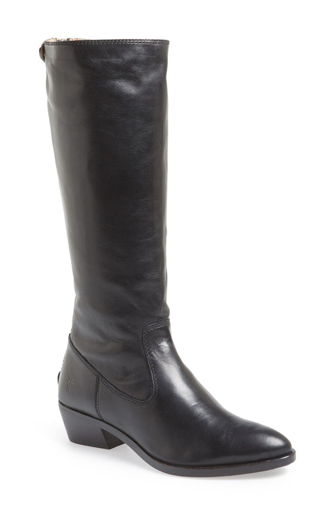 Alternate Image 1 Selected - Frye 'Ruby' Tall Boot (Women)