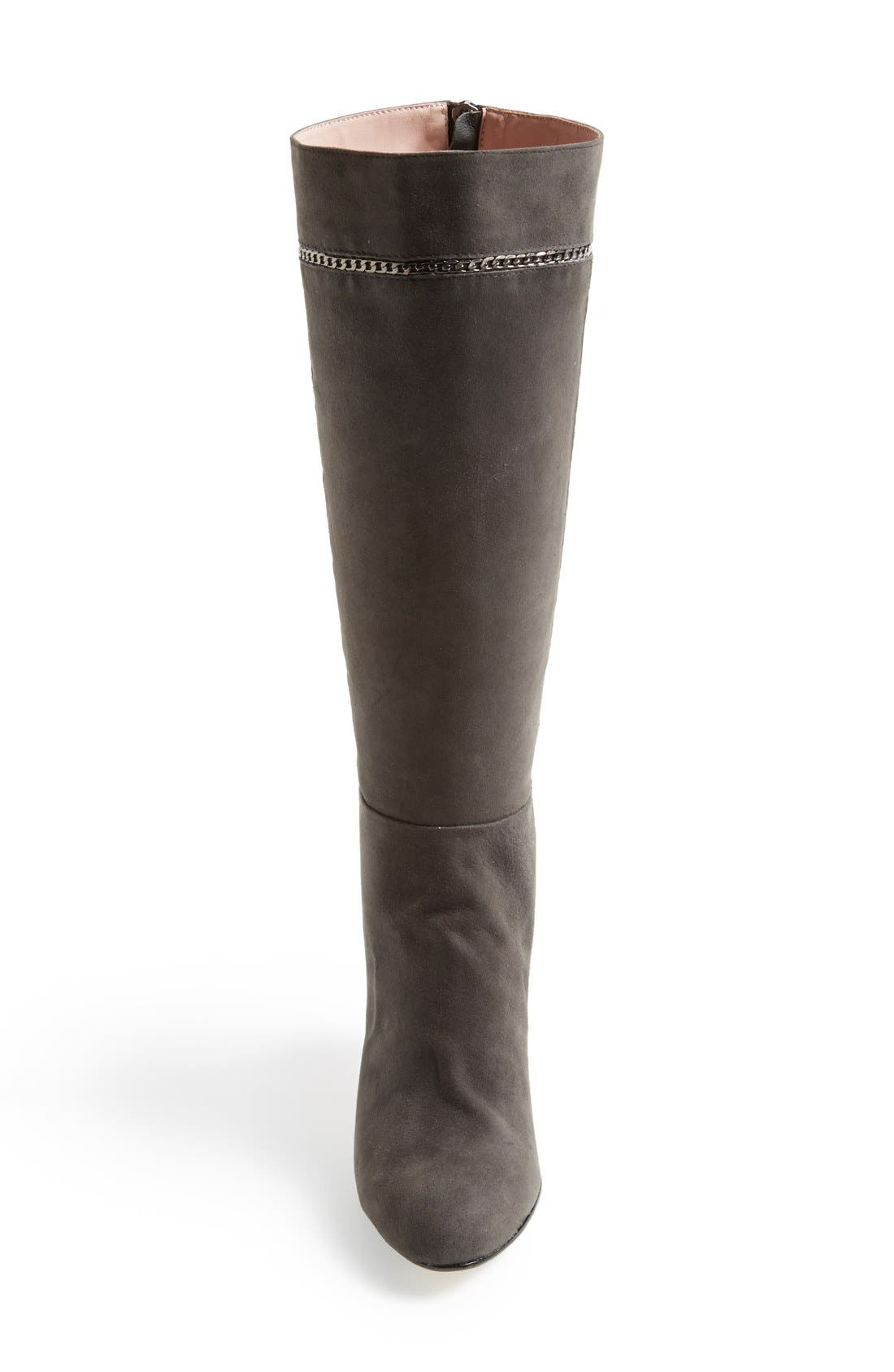 Alternate Image 3  - Taryn Rose 'Treyes' Tall Suede Boot (Women)