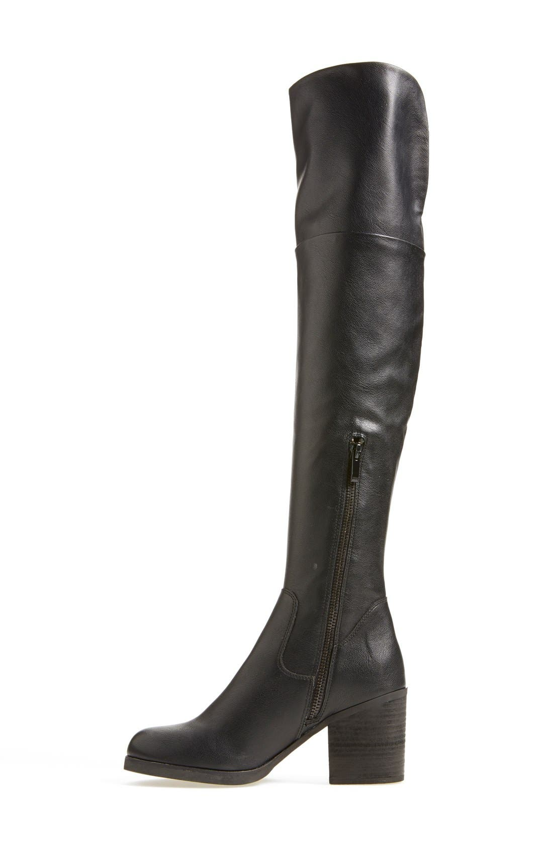 Alternate Image 6  - Steve Madden 'Odyssey' Over the Knee Boot (Women)