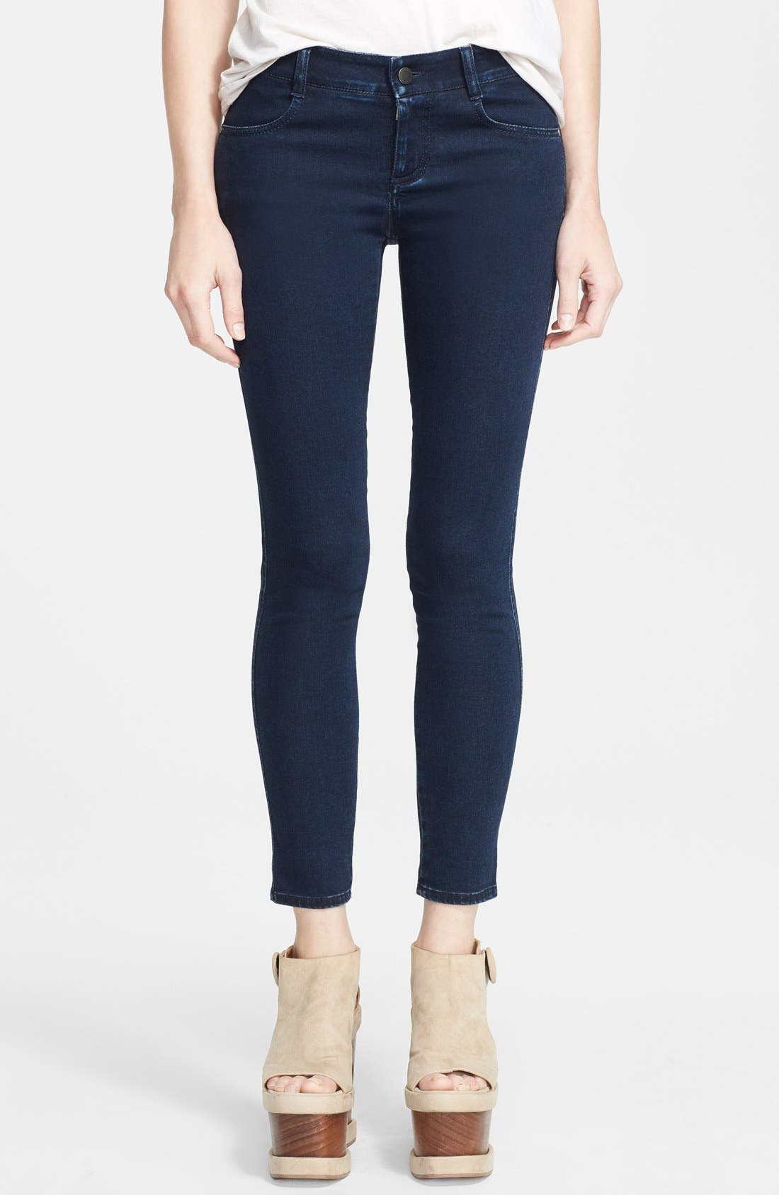 Alternate Image 1 Selected - Stella McCartney Skinny Ankle Grazer Jeans