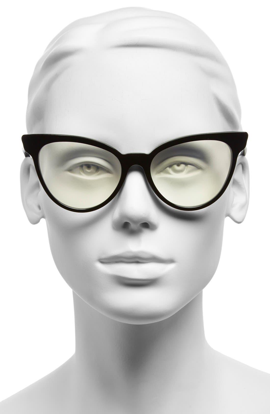 Alternate Image 2  - Wildfox 'La Femme' 54mm Optical Glasses