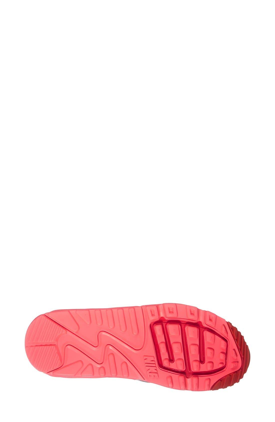 Alternate Image 4  - Nike 'Air Max Lunar 90' Sneaker (Women)
