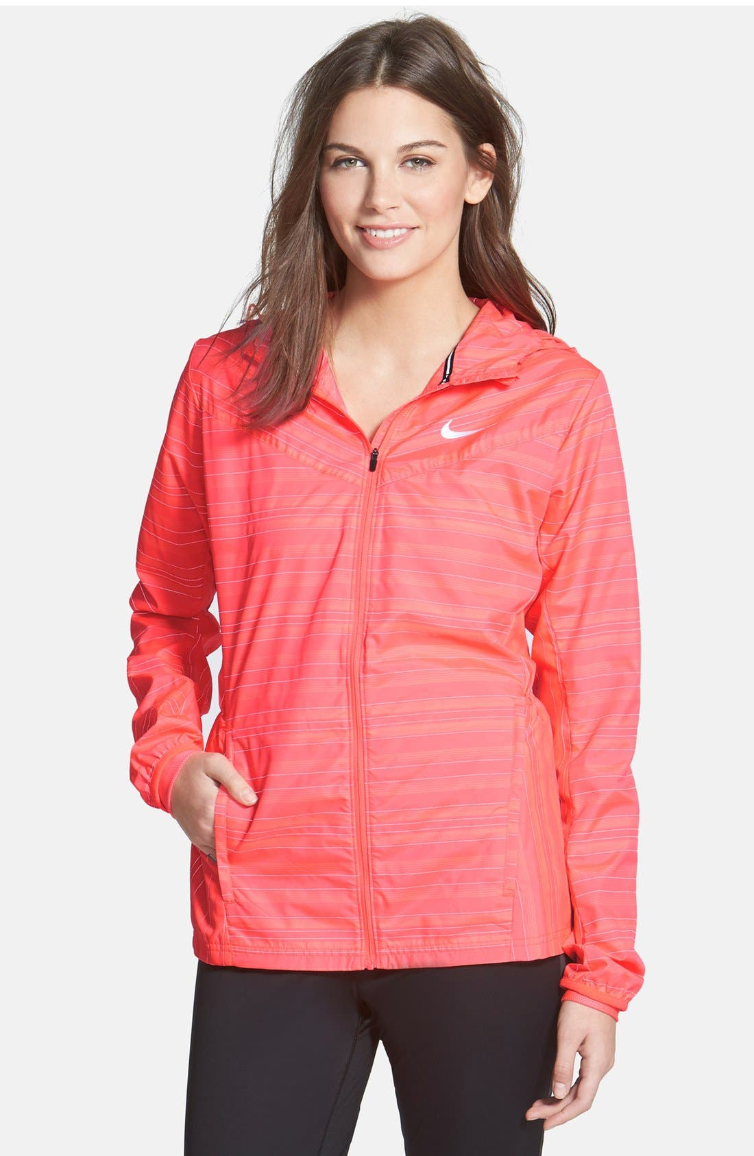 'VAPOR' REFLECTIVE RUNNING JACKET