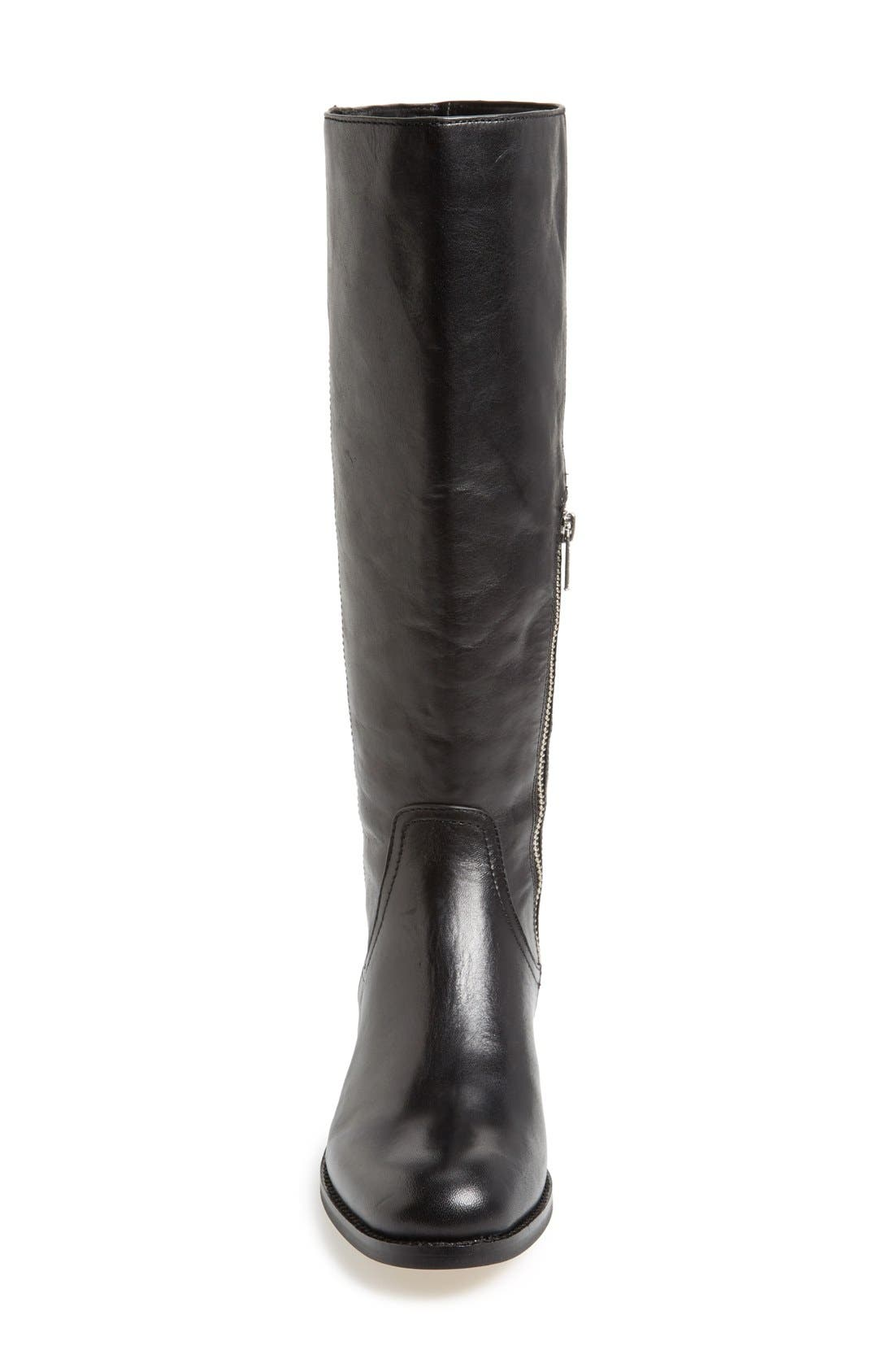 Alternate Image 4  - COACH 'Mirriam' Leather Riding Boot (Women)