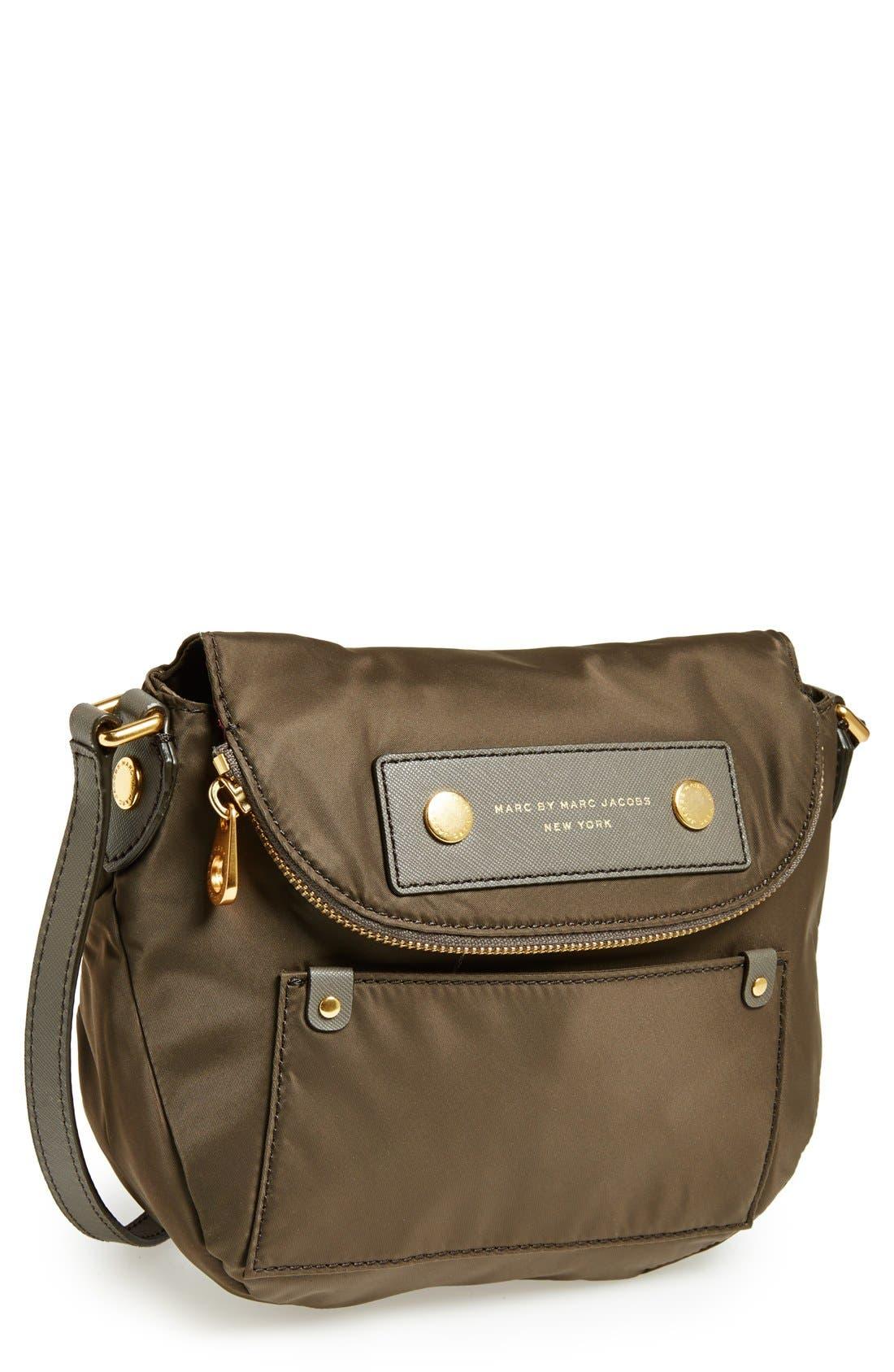 Alternate Image 1 Selected - MARC BY MARC JACOBS 'Mini Preppy Nylon Natasha' Crossbody Bag