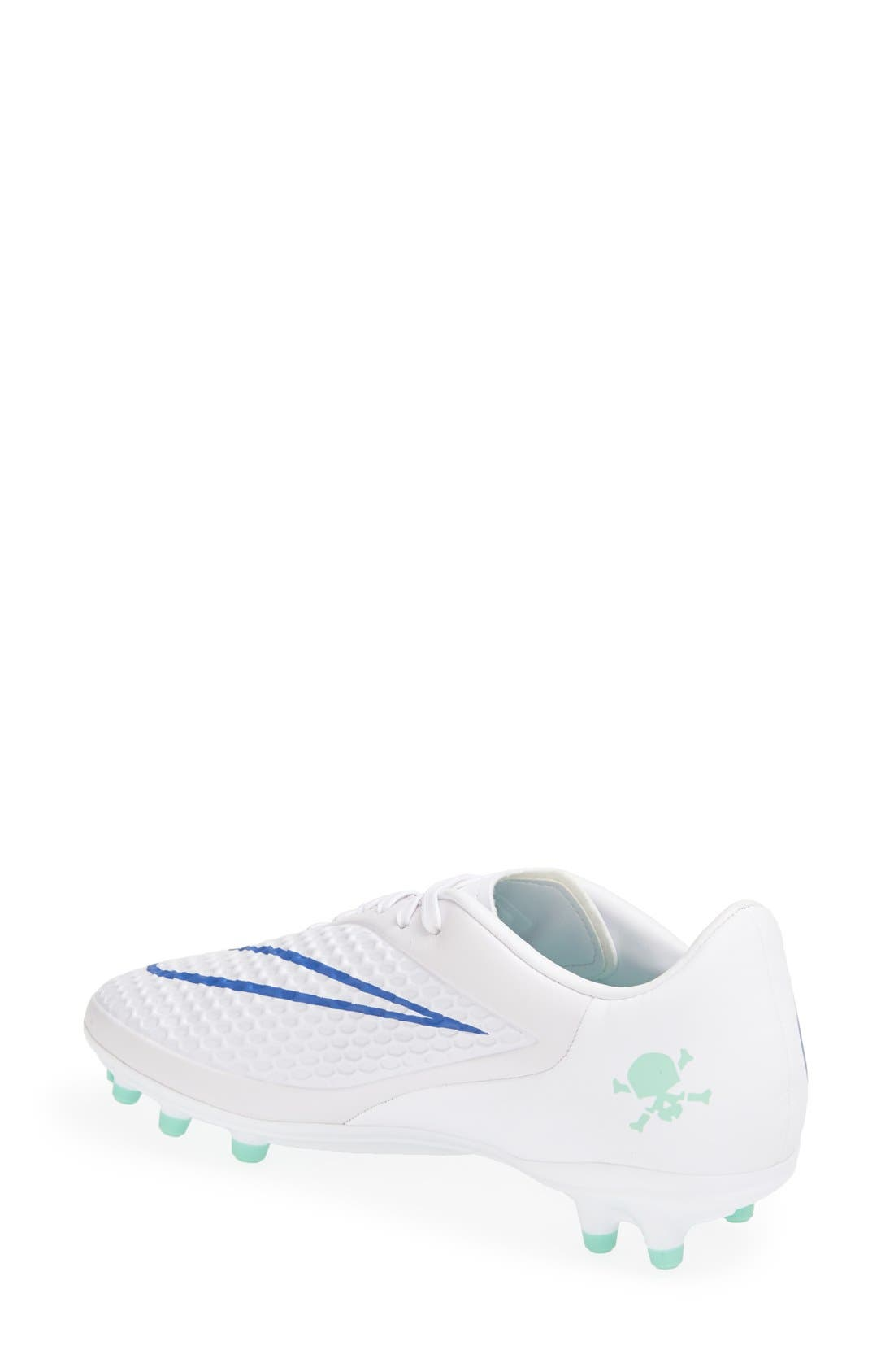 Alternate Image 2  - Nike 'Hypervenom Phelon' Firm Ground Soccer Cleat (Women)