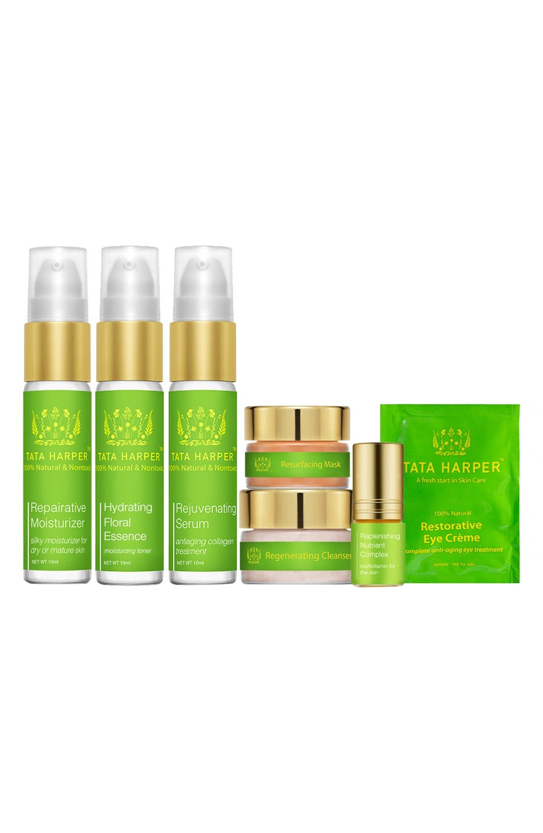 Tata Harper Skincare Daily Essentials Set