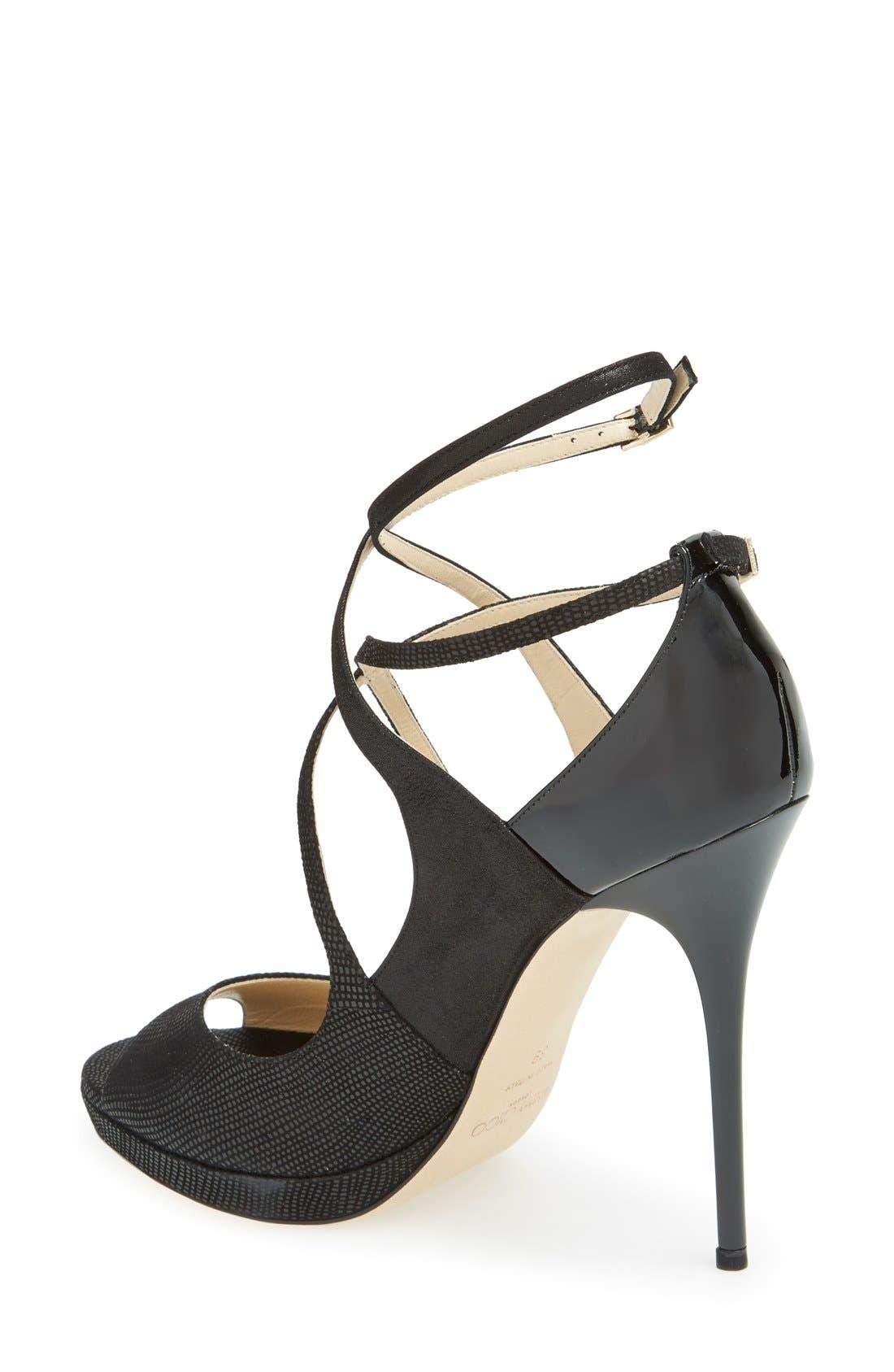 Alternate Image 2  - Jimmy Choo 'Atlas' Platform Sandal (Women)