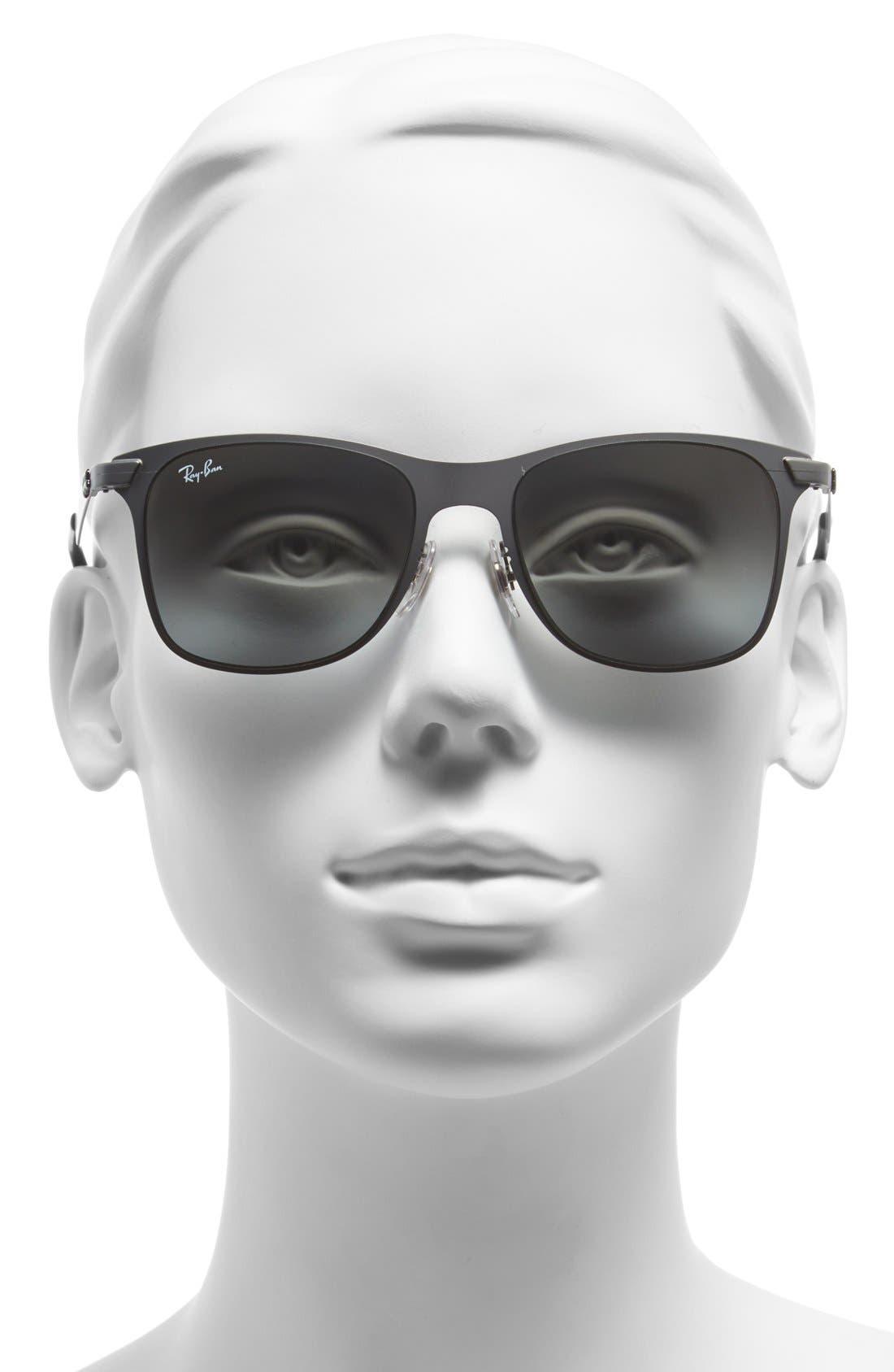 Alternate Image 2  - Ray-Ban 'Steel Man' 52mm Sunglasses