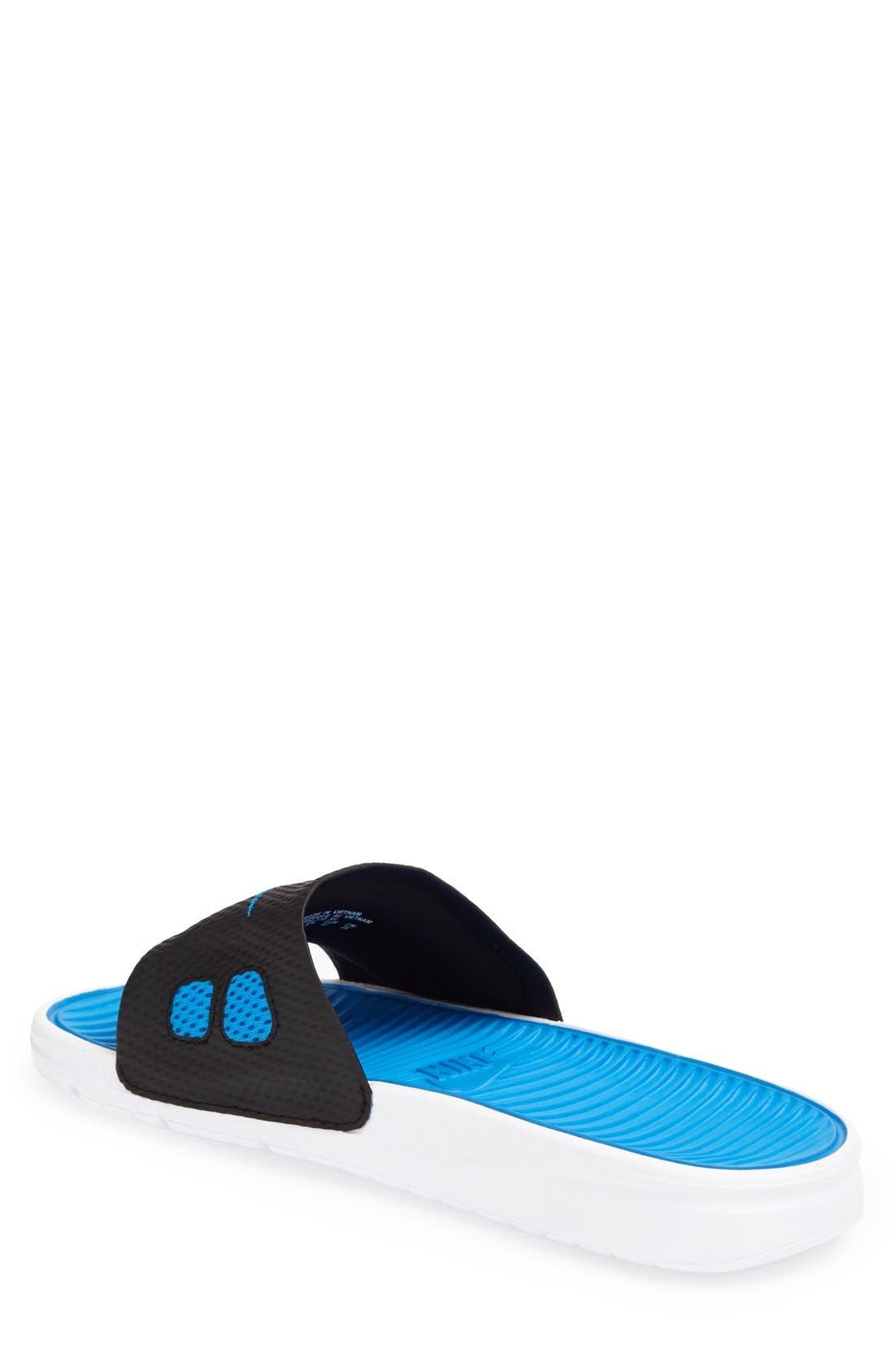 Alternate Image 3  - Nike 'Benassi Solarsoft' Slide