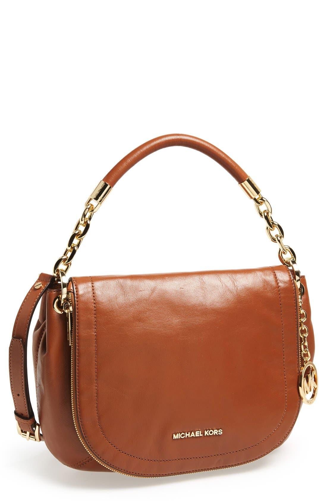 Alternate Image 1 Selected - MICHAEL Michael Kors 'Stanthorpe' Shoulder Bag
