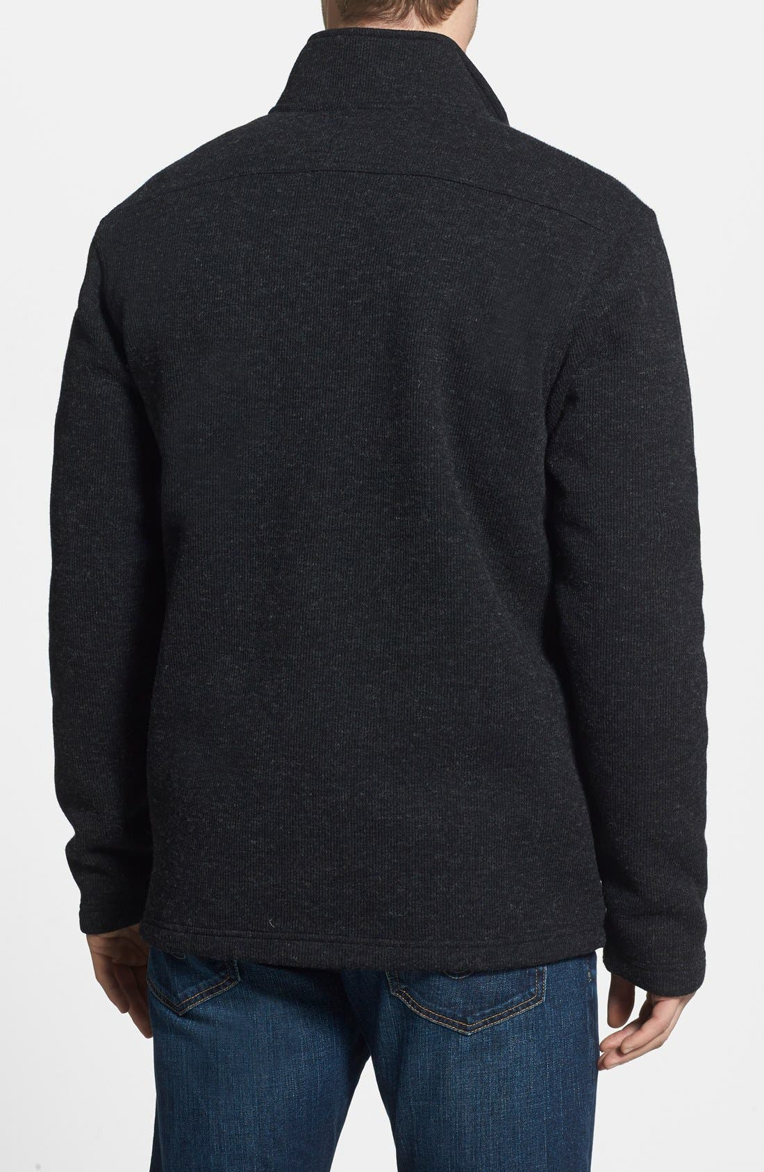 Alternate Image 2  - Merrell 'Big Sky' Fleece Knit Jacket (Online Only)