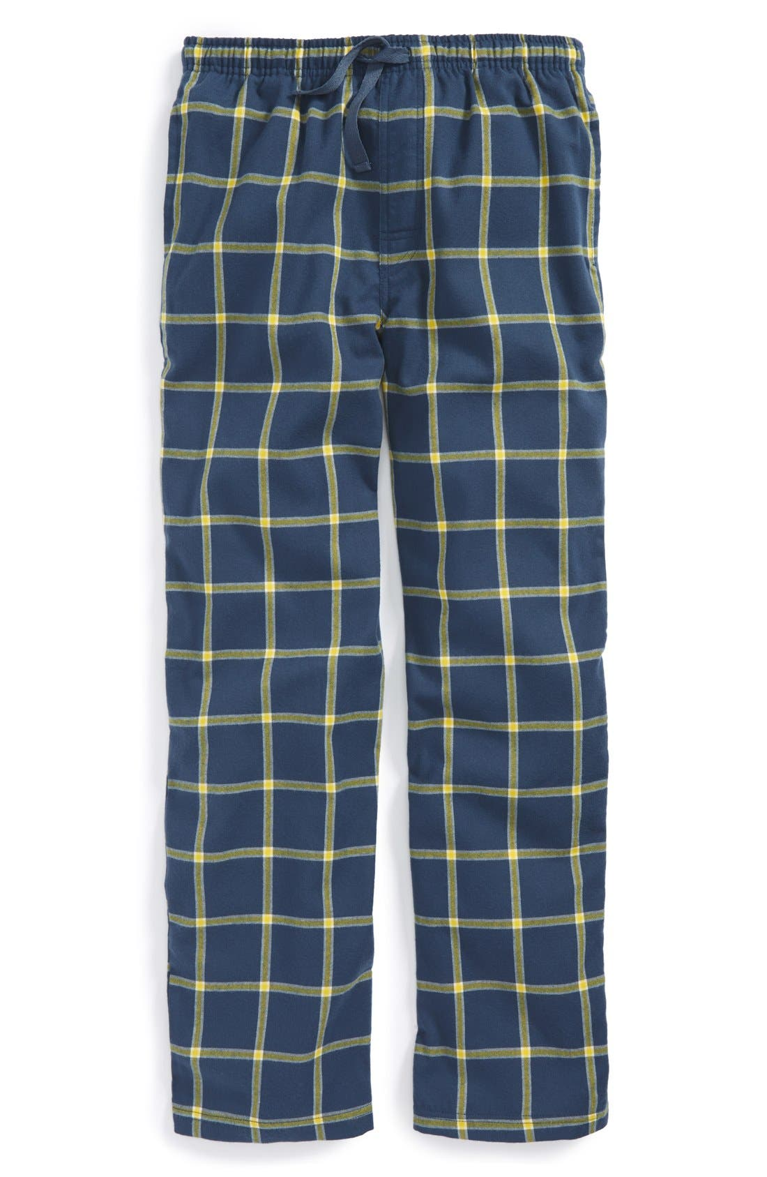 Main Image - Tucker + Tate Flannel Pajama Pants (Little Boys & Big Boys)