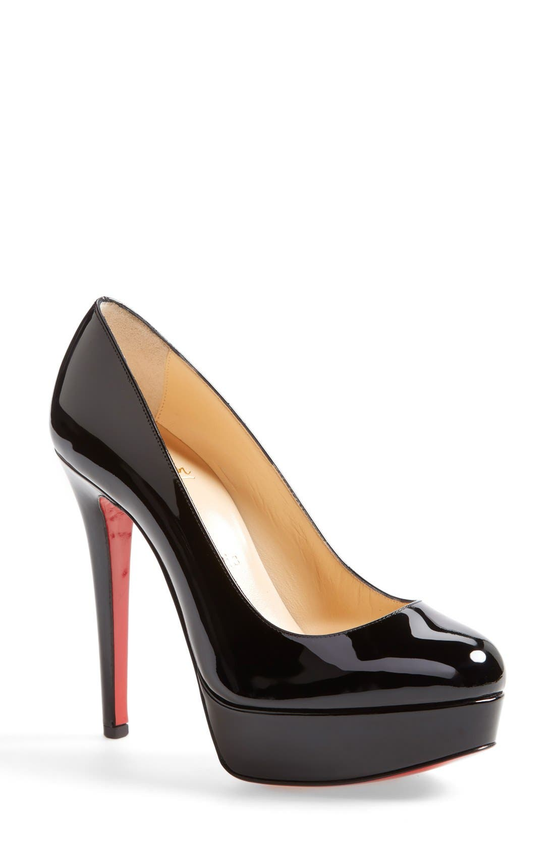 Alternate Image 1 Selected - Christian Louboutin Bianca Platform Pump