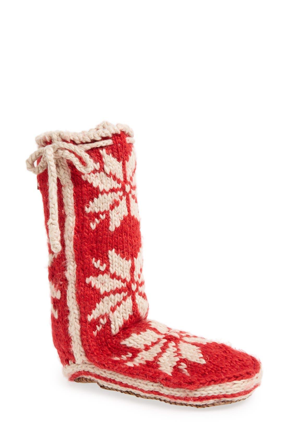 Alternate Image 1 Selected - Woolrich 'Chalet' Socks (Women)