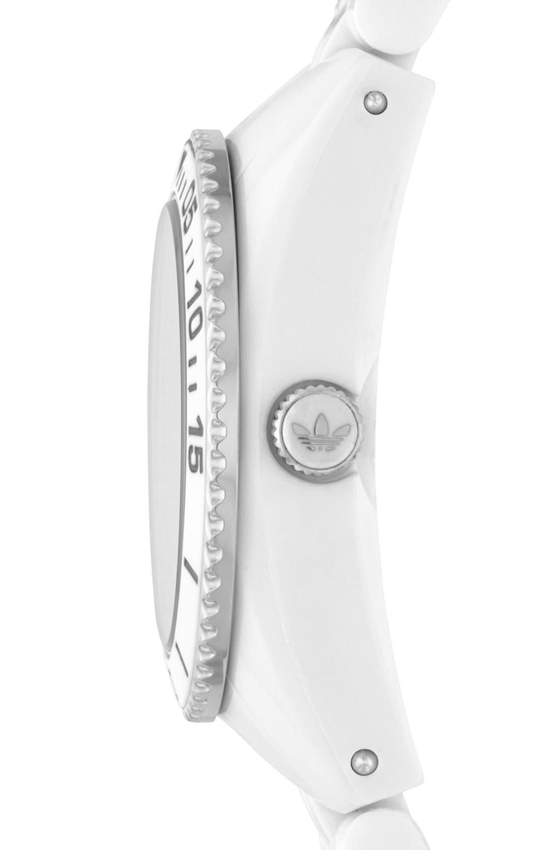 Alternate Image 3  - adidas Originals 'Brisbane' Bracelet Watch, 34mm