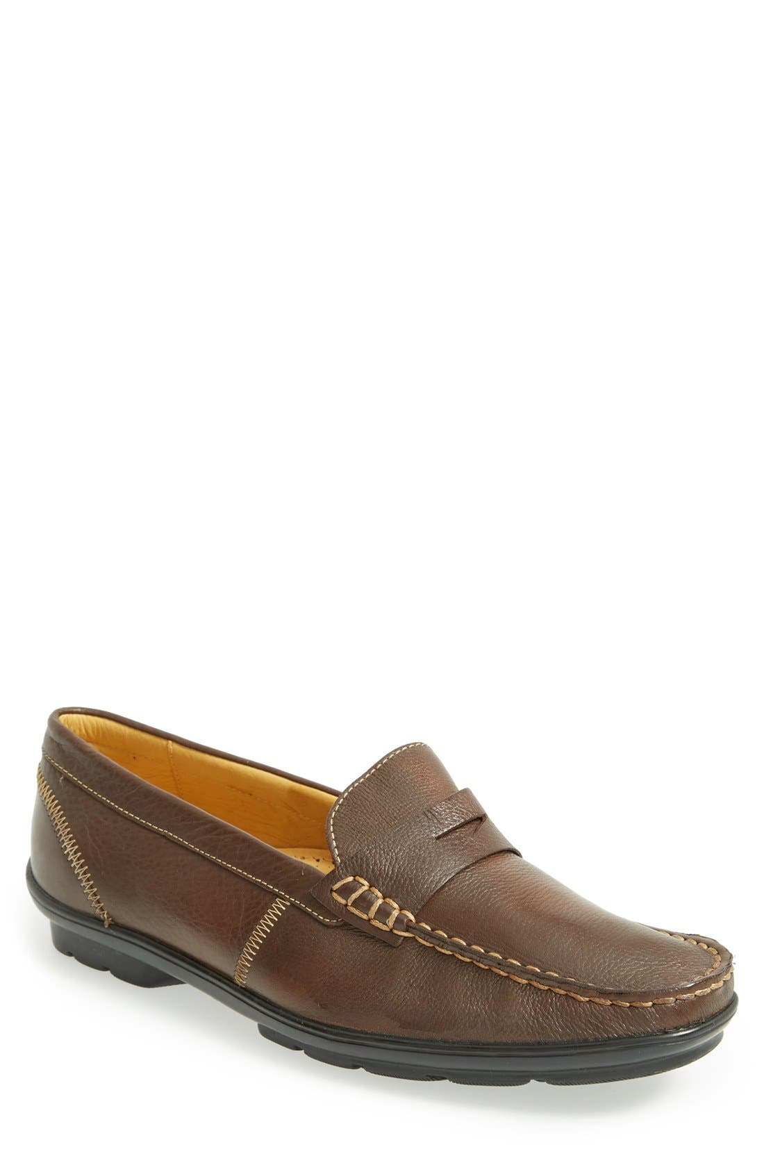 Alternate Image 1 Selected - Sandro Moscoloni 'Bimini' Penny Loafer (Men)