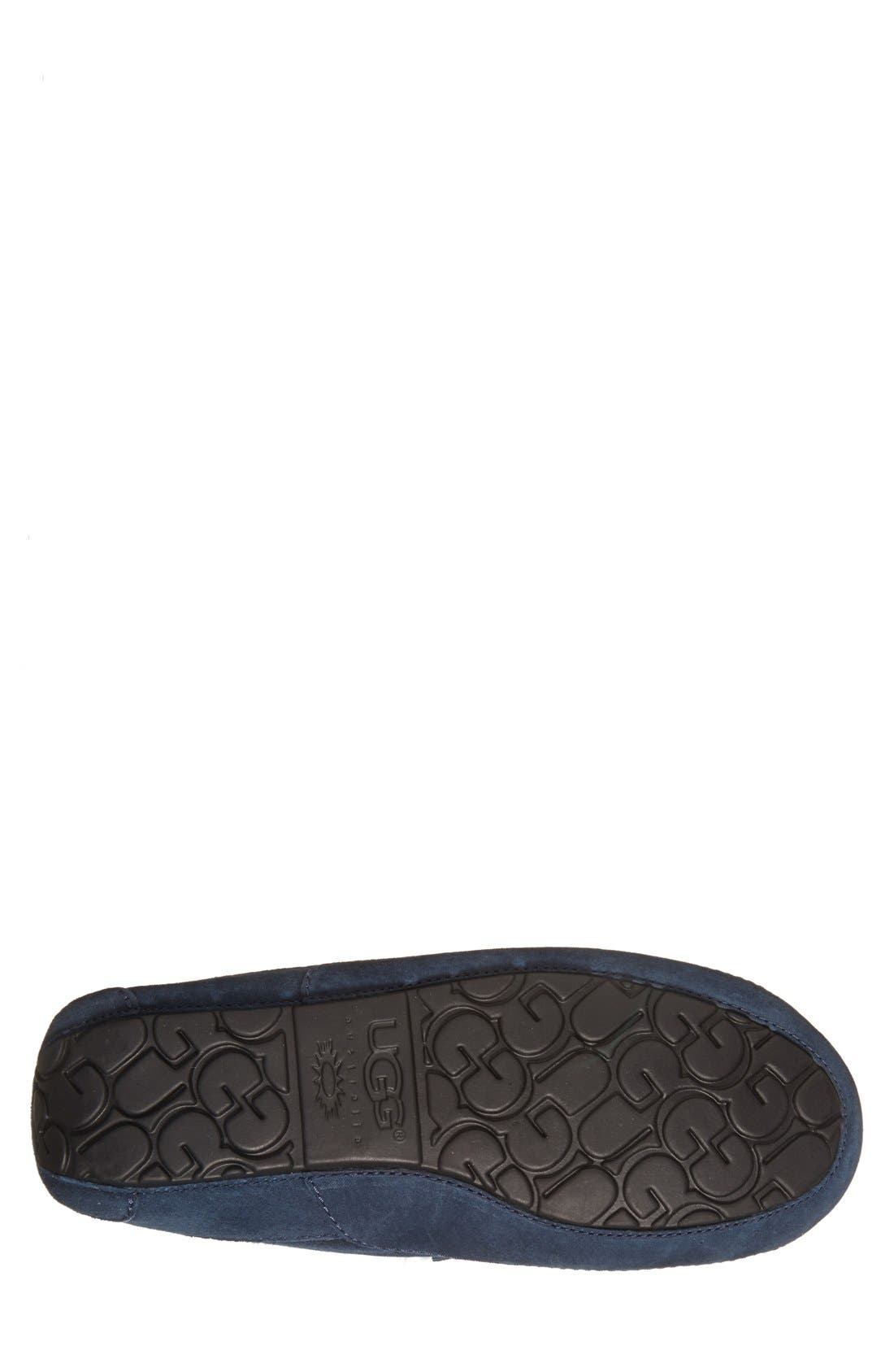 Alternate Image 4  - UGG® Australia 'Ascot' Wool Slipper