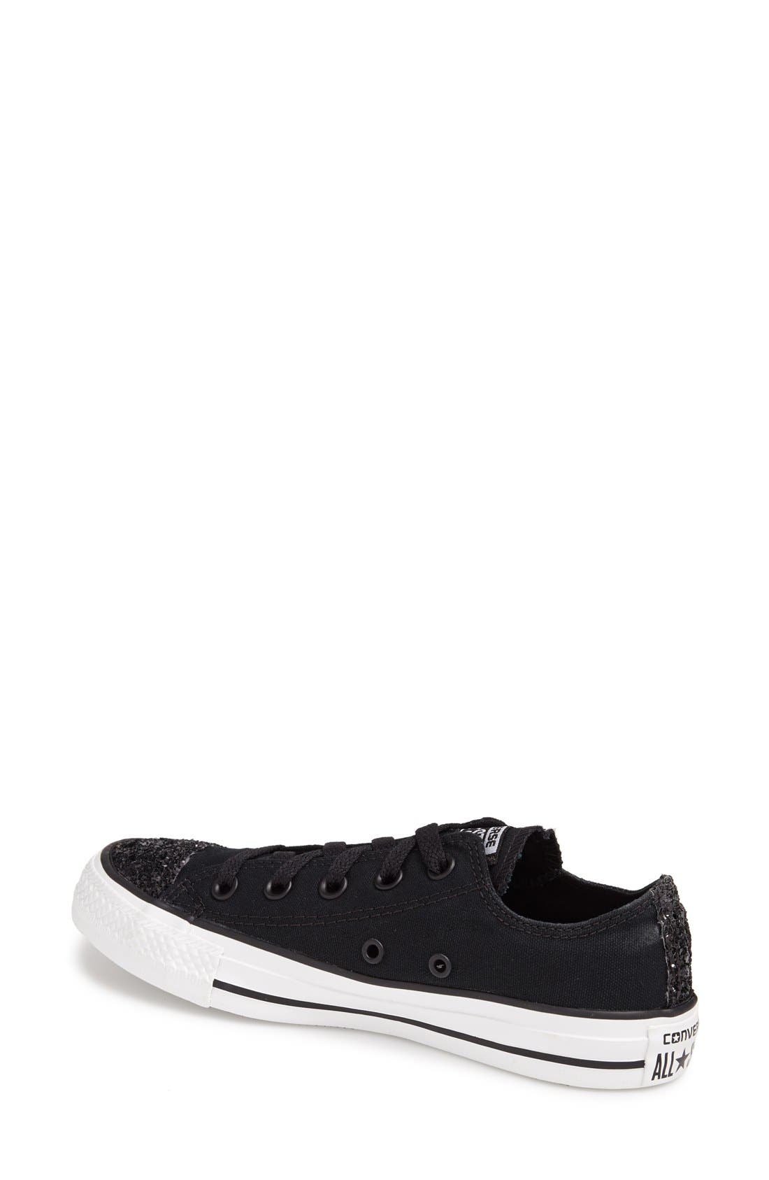 Alternate Image 2  - Converse Chuck Taylor® All Star® 'Sparkle Ox' Low Top Sneaker (Women)
