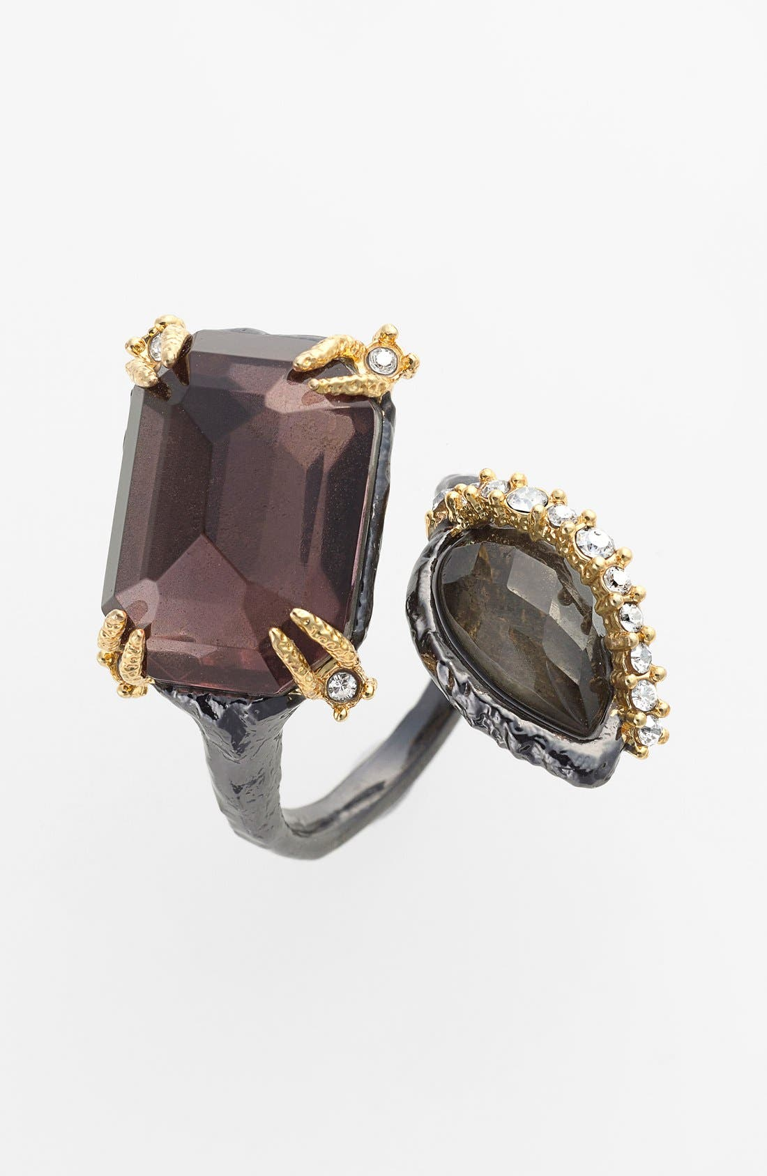 Alternate Image 1 Selected - Alexis Bittar 'Elements - Muse d'Or' Doublet Open Ring