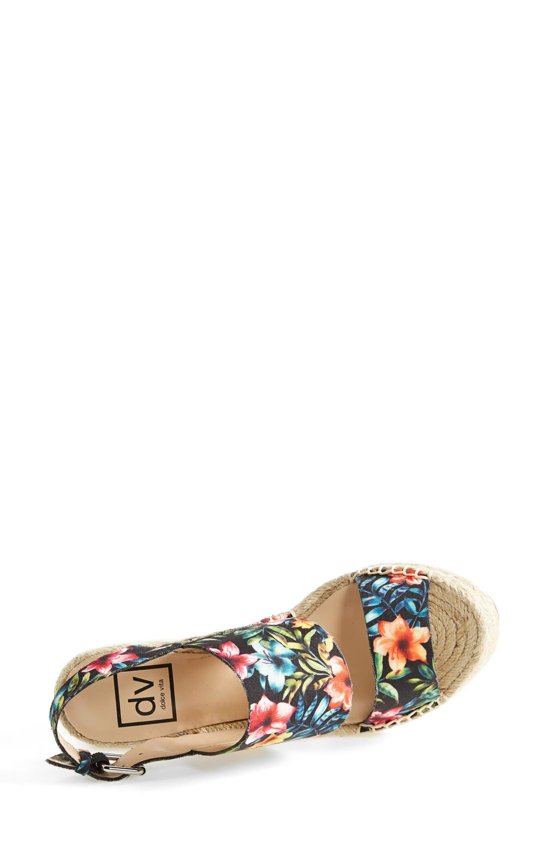 Alternate Image 3  - DV by Dolce Vita 'Shady' Wedge Sandal (Women)