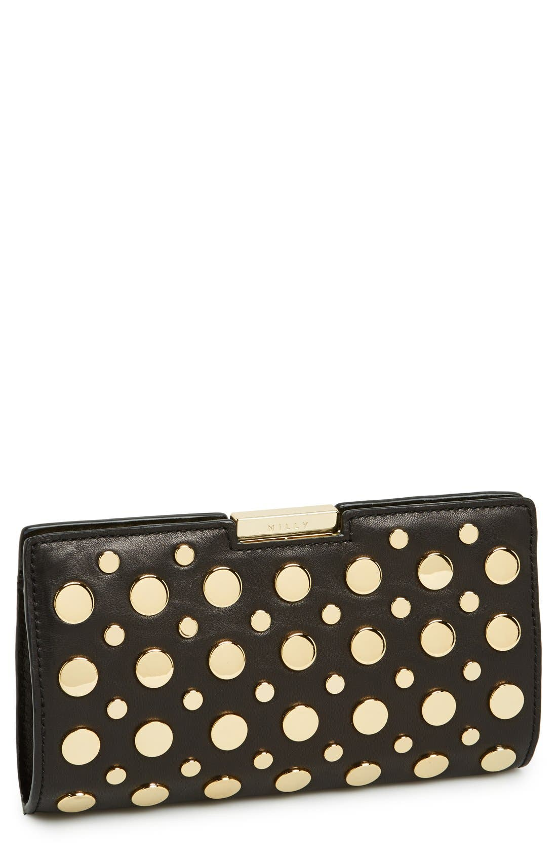 Main Image - Milly 'Small Cara' Frame Clutch