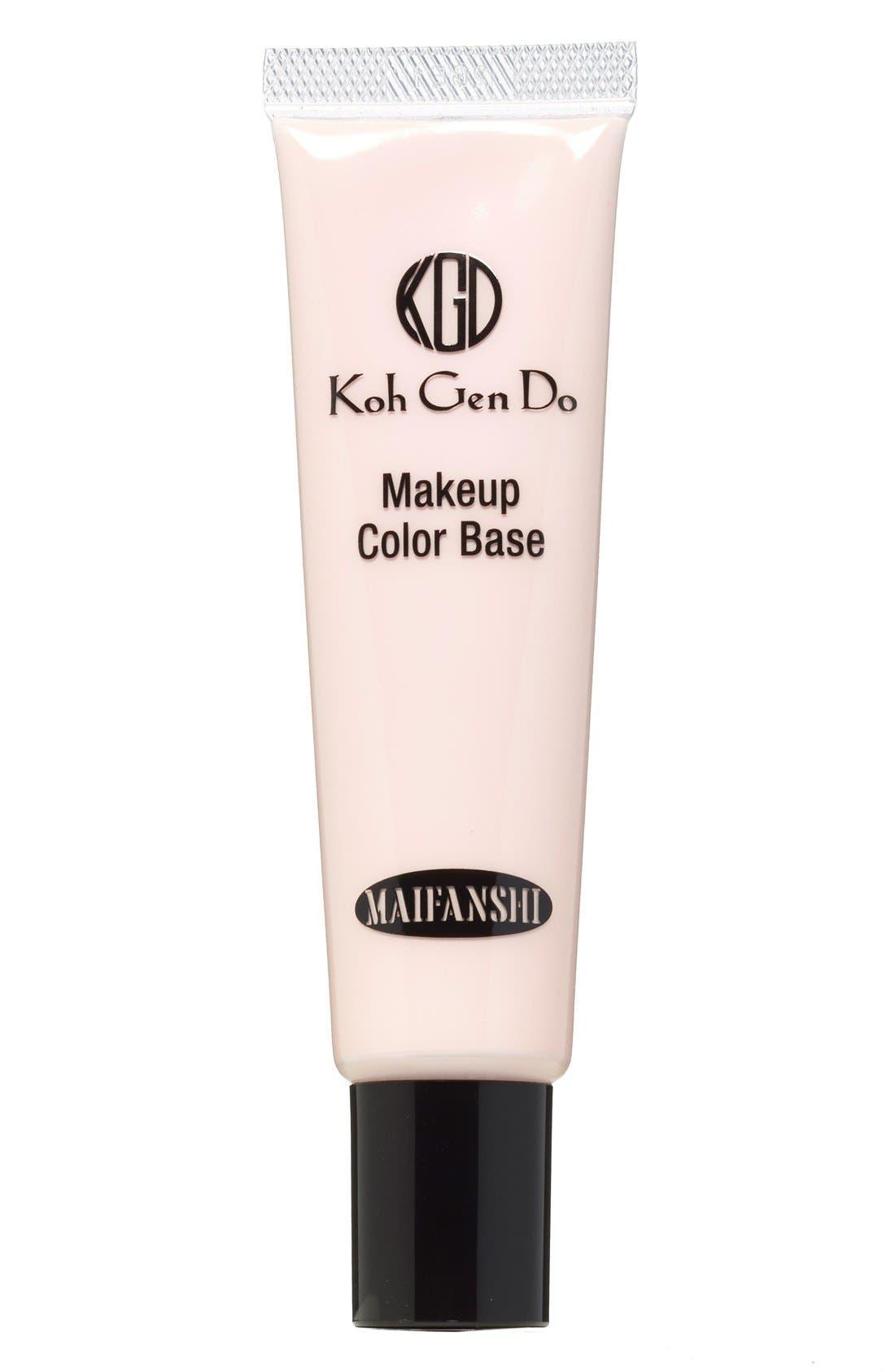 Koh Gen Do 'Maifanshi - Lavender Pink' Makeup Color Base