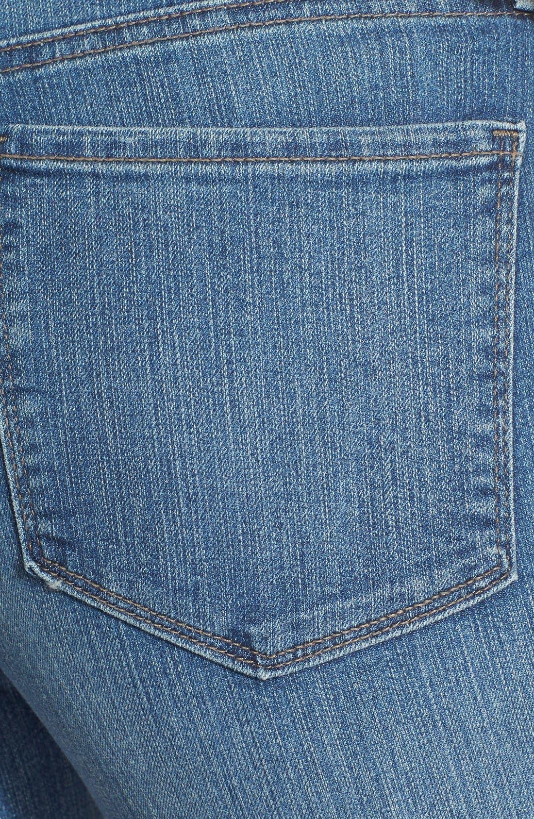 Alternate Image 3  - NYDJ 'Ami' Stretch Super Skinny Jeans (Bellevue)