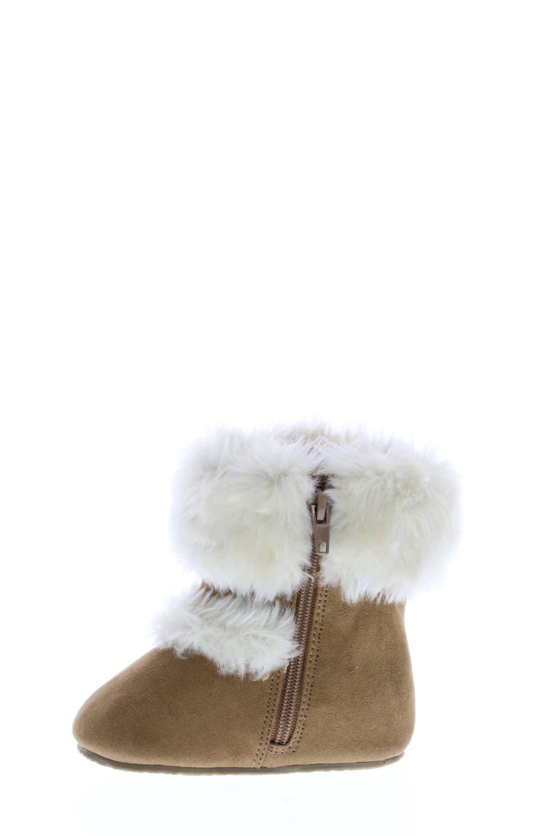 Alternate Image 2  - MICHAEL Michael Kors 'Grace' Boot (Baby)
