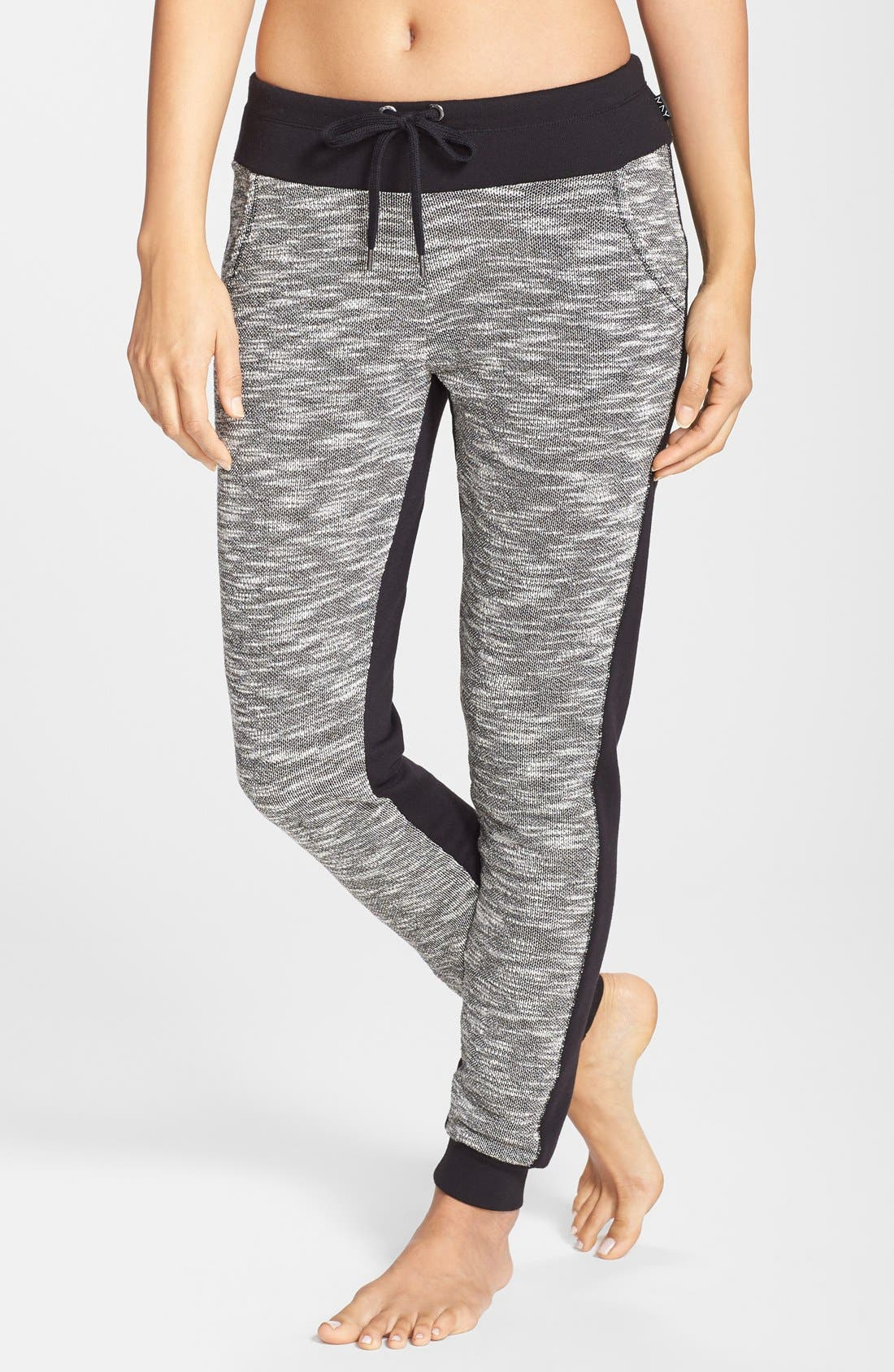 Main Image - Marc New York by Andrew Marc Colorblock Terry Sweatpants