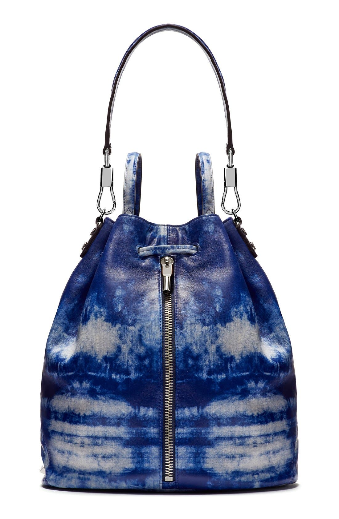 Main Image - Elizabeth and James 'Cynnie' Tie Dye Sling Backpack
