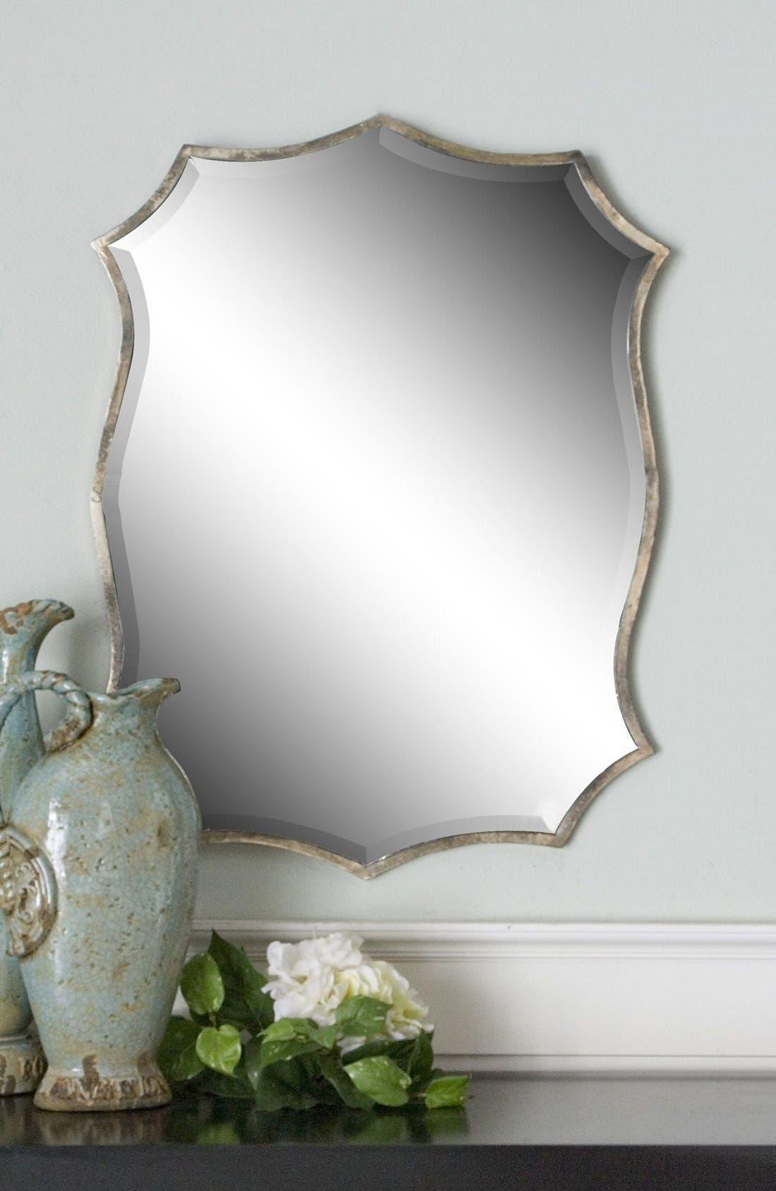 Alternate Image 3  - Uttermost 'Migiana' Oxidized Nickel Wall Mirror
