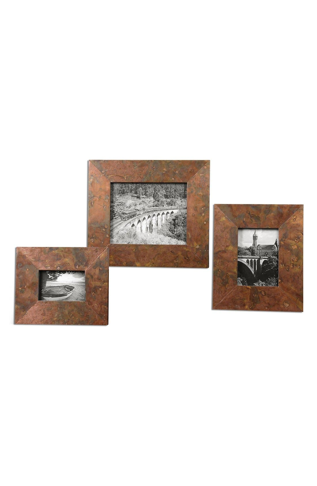 Alternate Image 1 Selected - Uttermost Ambrosia Copper Frames
