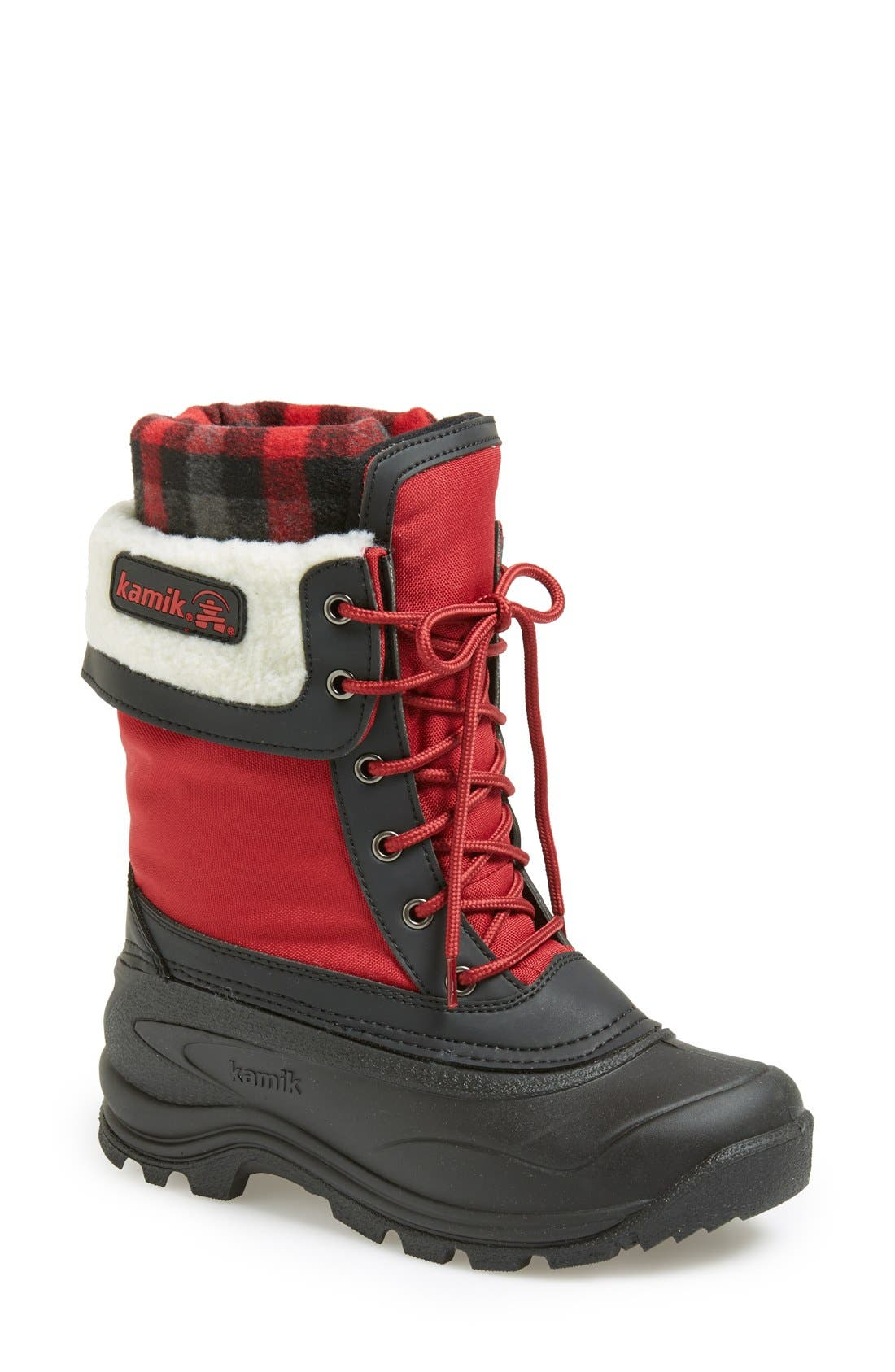 Kamik 'Sugarloaf' Waterproof Boot (Women)