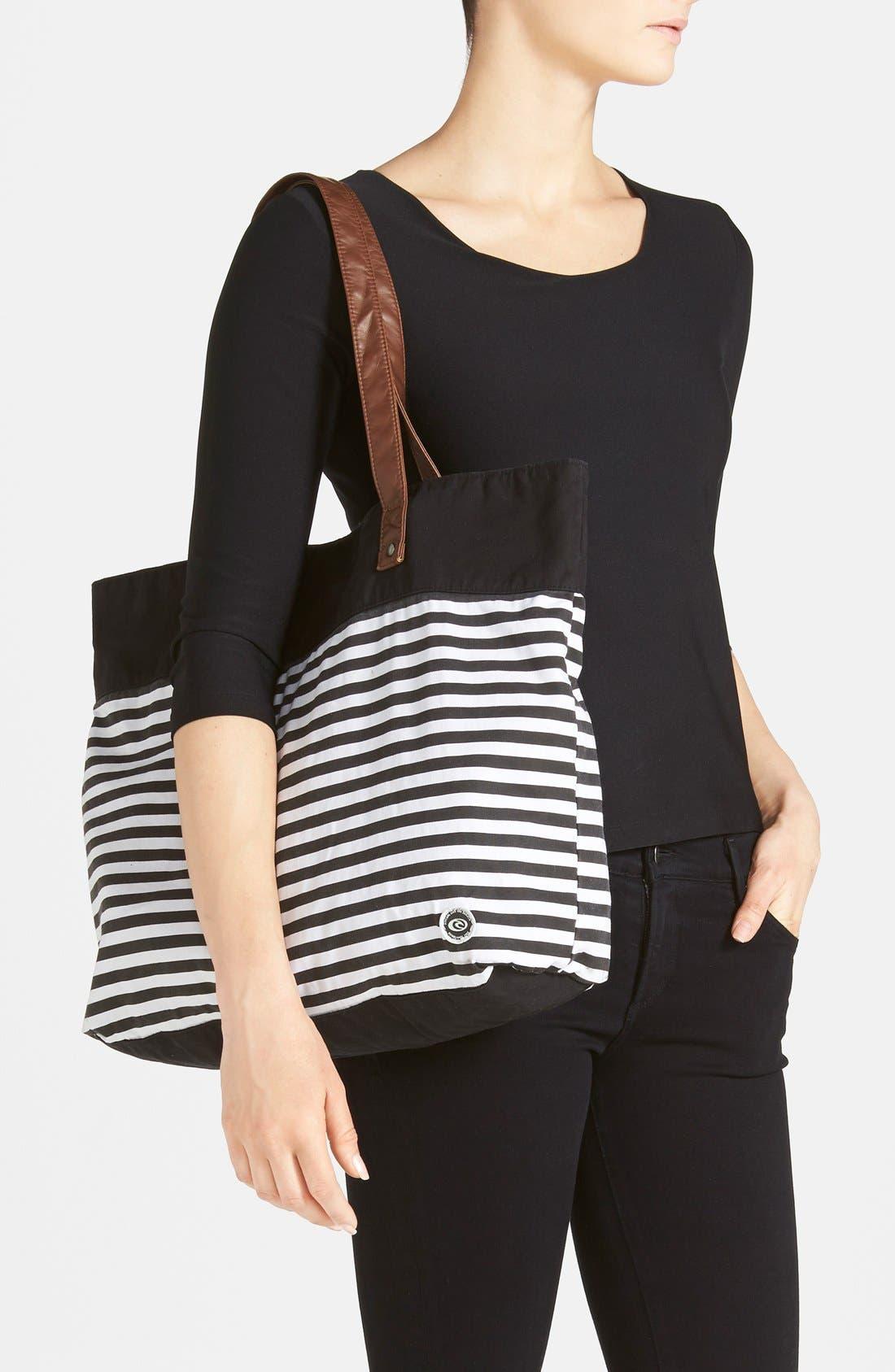 Alternate Image 2  - Rip Curl 'That Stripe' Beach Bag