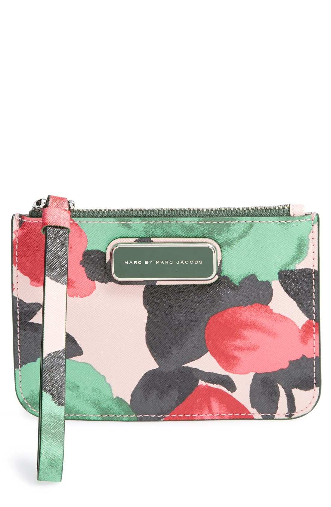 Alternate Image 1 Selected - MARC BY MARC JACOBS 'Sophisticato - Small' Wristlet