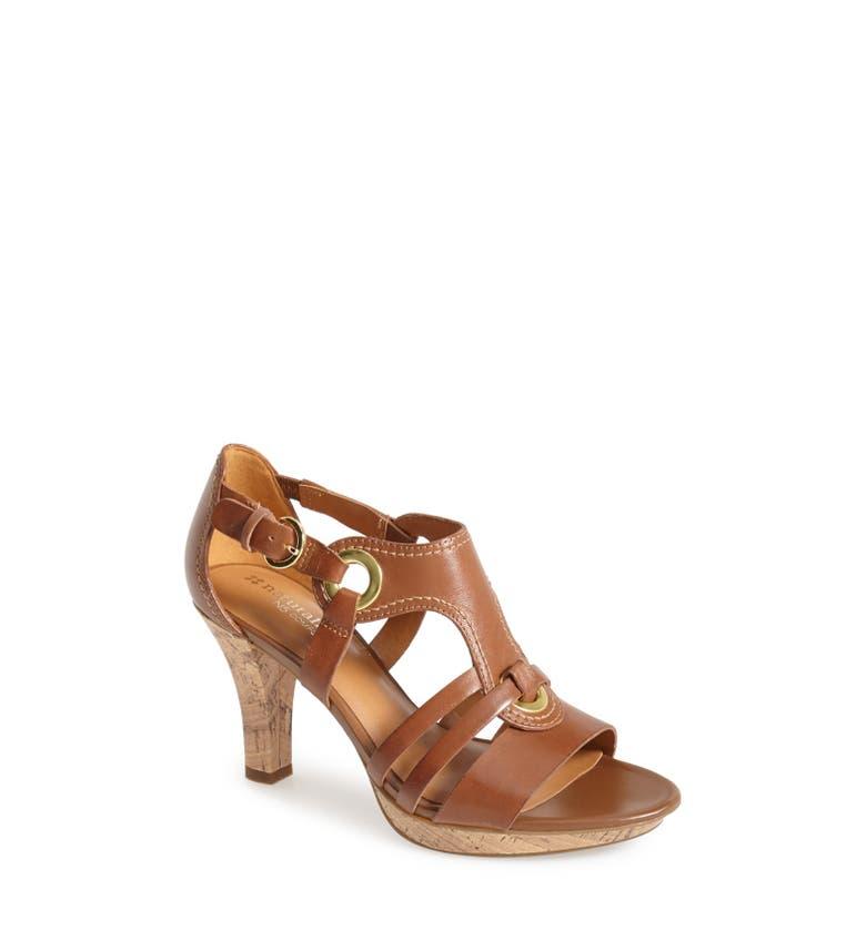 Naturalizer Dalena Leather Sandal Nordstrom