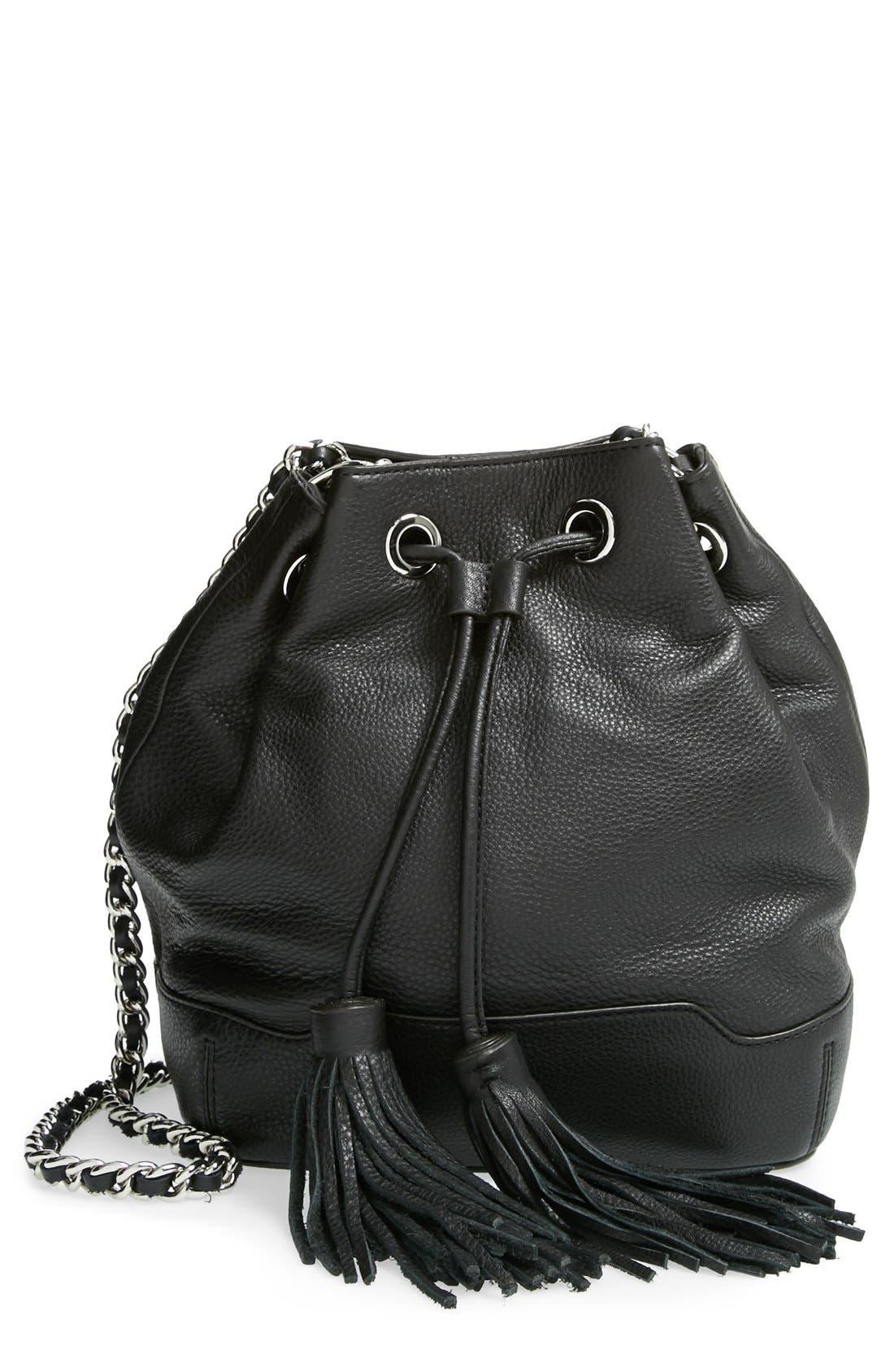 Main Image - Rebecca Minkoff 'Lexi' Convertible Bucket Bag