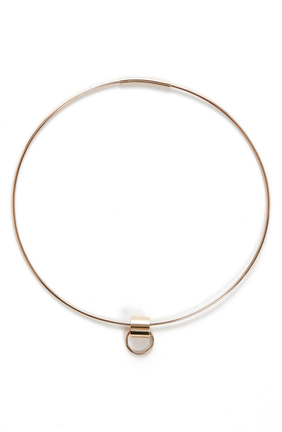 SARAH & SEBASTIAN Young Neckwire Collar Necklace