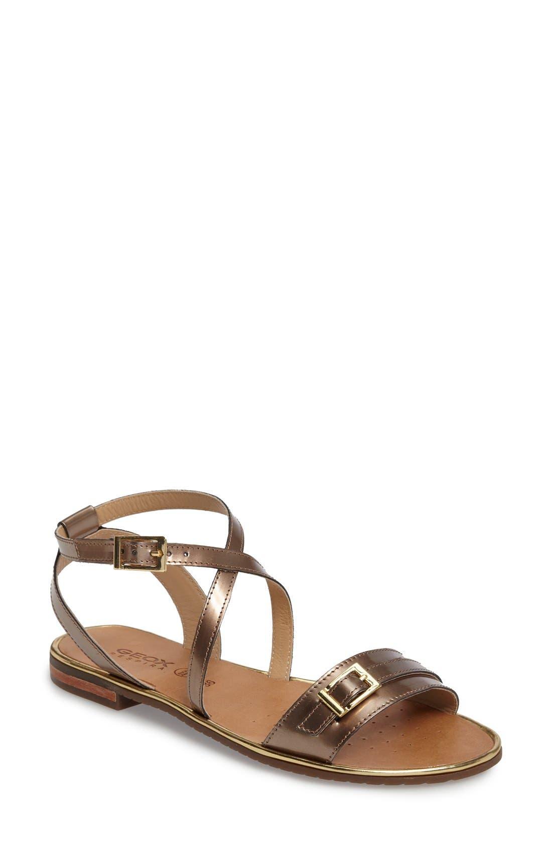 Alternate Image 1 Selected - Geox 'Sozy' Sandal (Women)