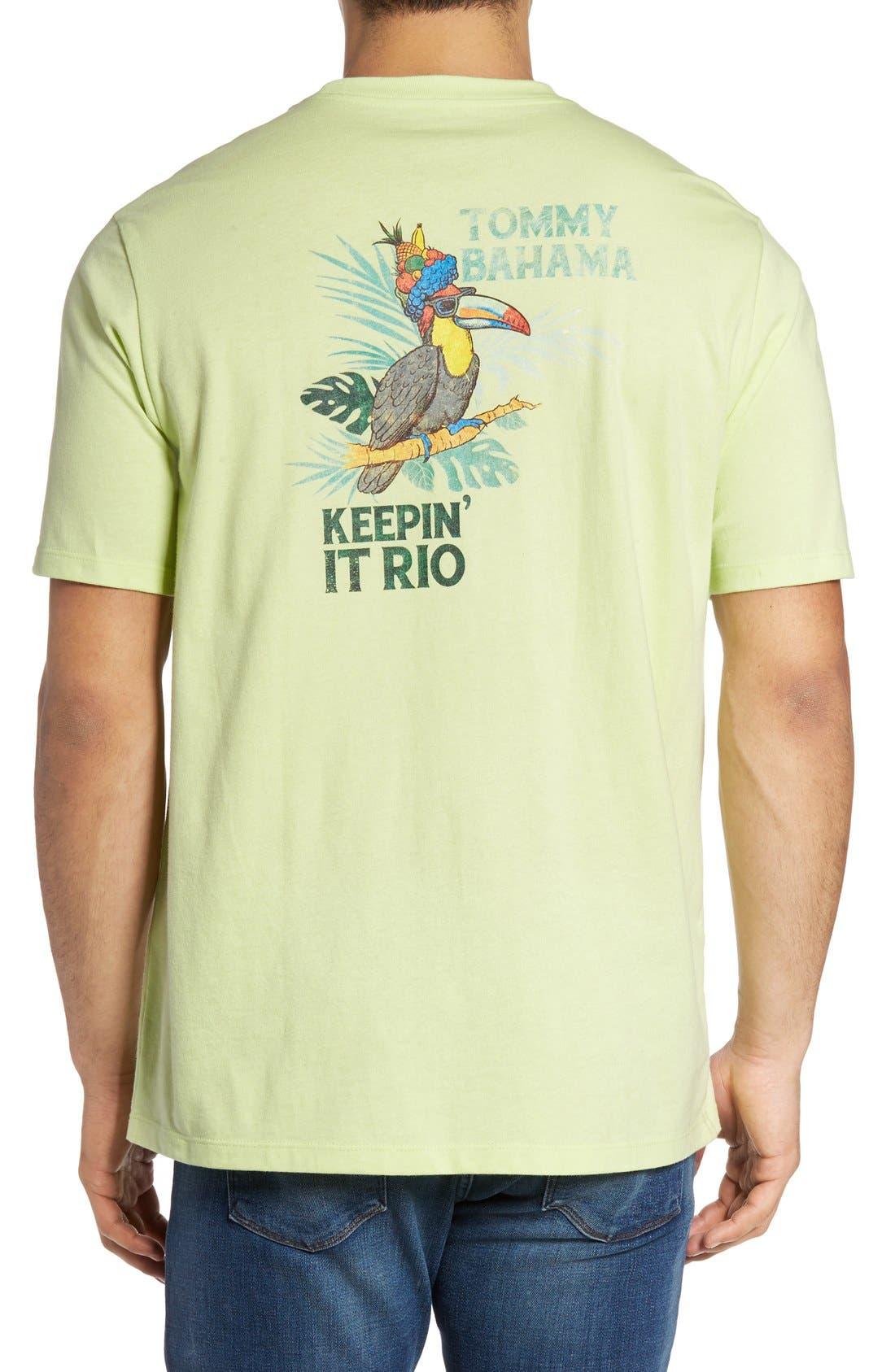 Main Image - Tommy Bahama Keeping It Rio Graphic T-Shirt (Big & Tall)