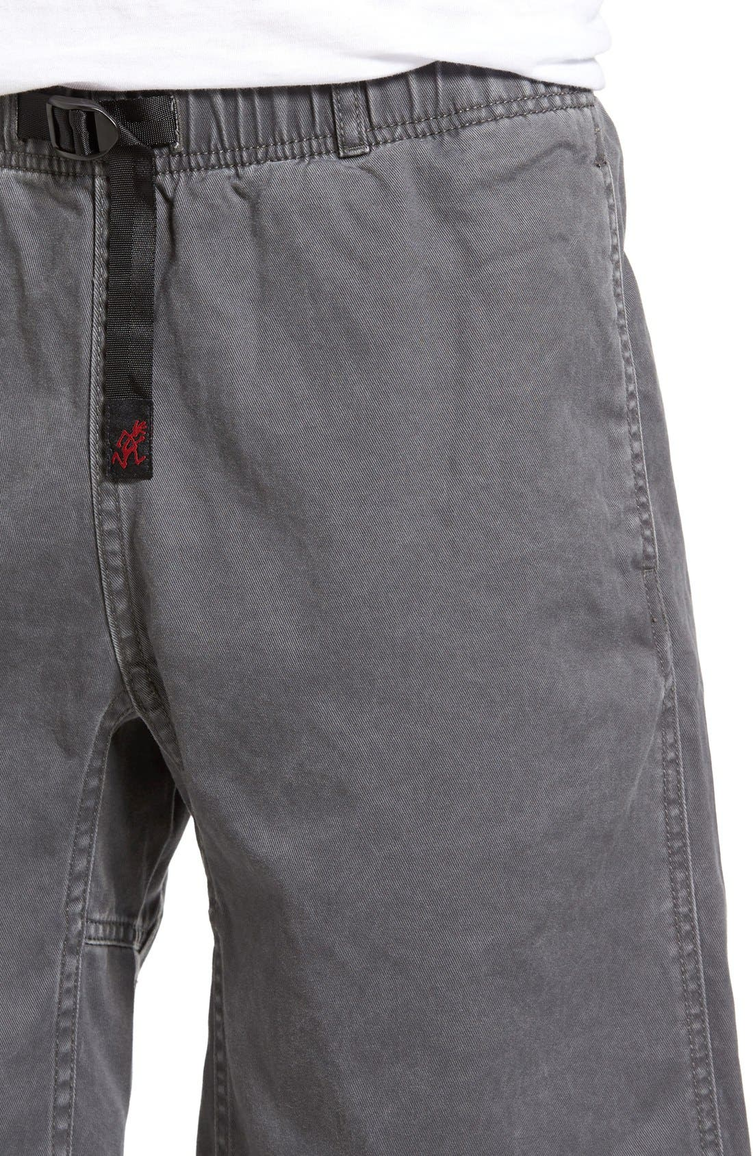Rockin Sport Shorts,                             Alternate thumbnail 4, color,                             Asphalt Grey
