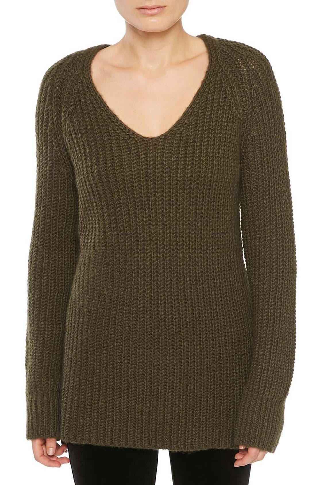 Alternate Image 1 Selected - Sanctuary Sequoia V-Neck Sweater